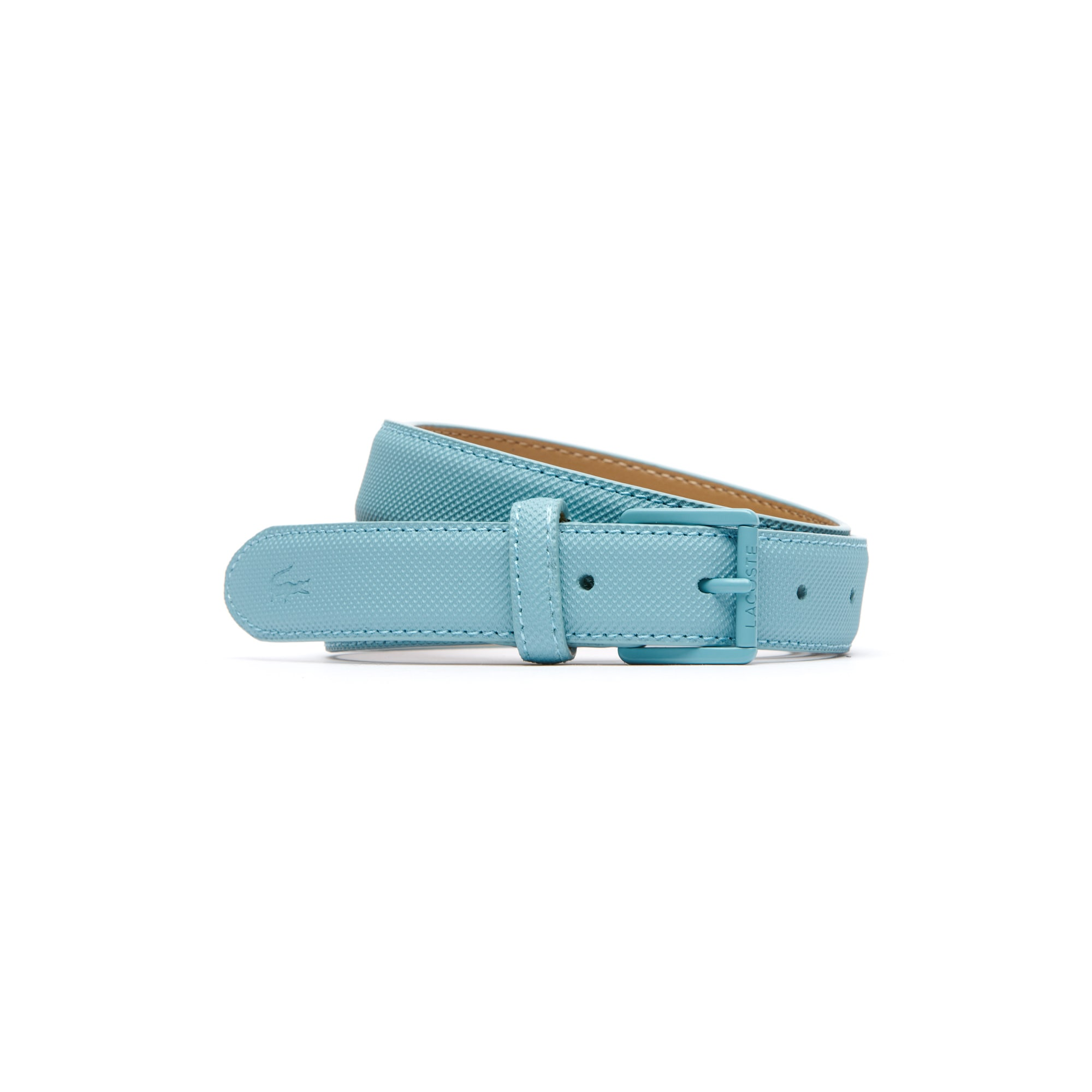 L.12.12 Concept piqué texture belt