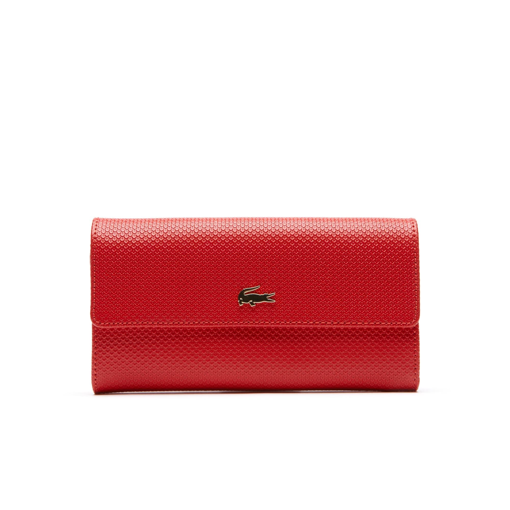 Women's Chantaco all-in-one wallet in leather
