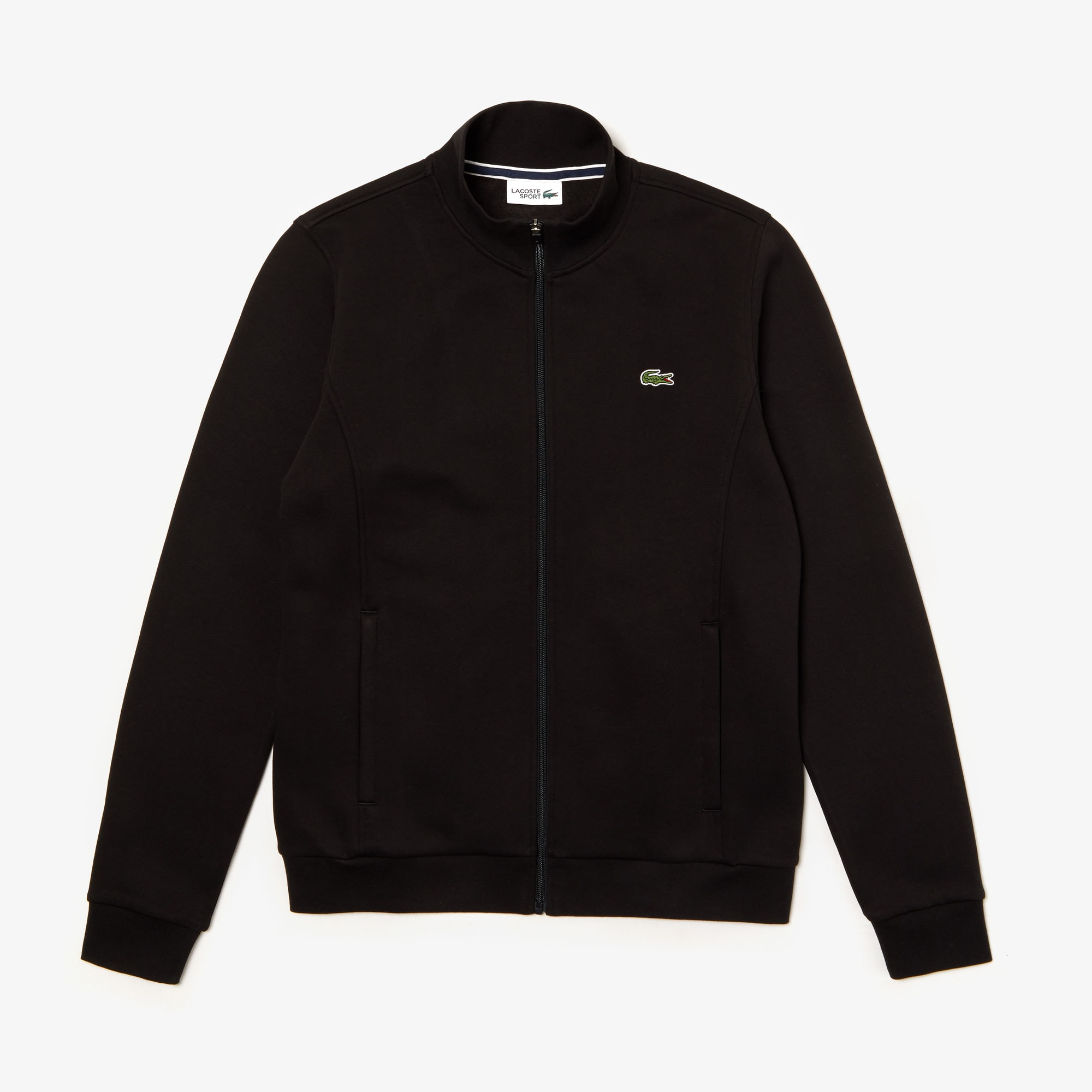 Men's Lacoste SPORT zip-up fleece sweatshirt