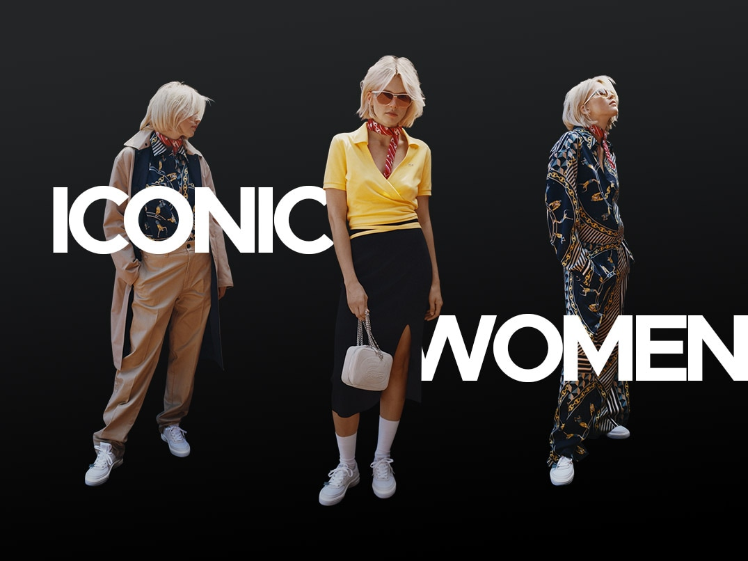 Which Lacoste woman are you?