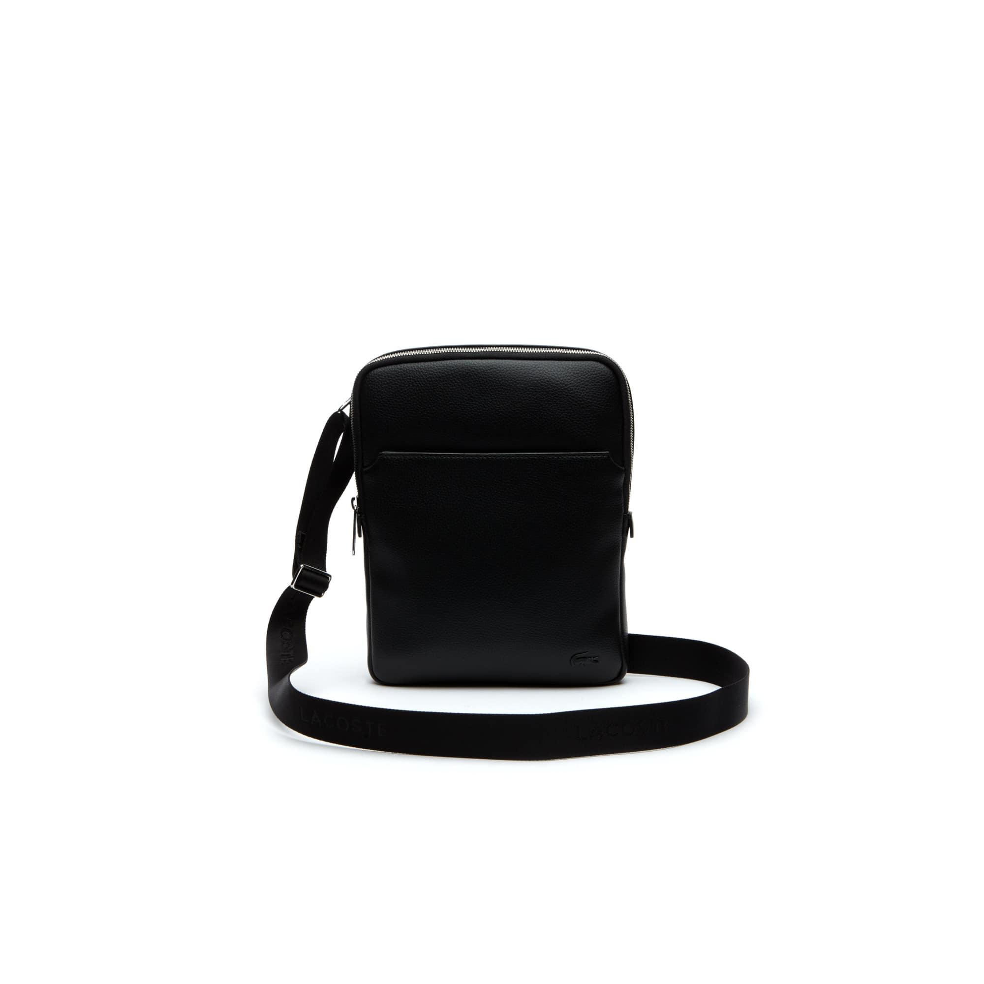 حقيبة مُزوَّدة بسحَّاب غير بارز من قماش الكنفا Gaël للرجال