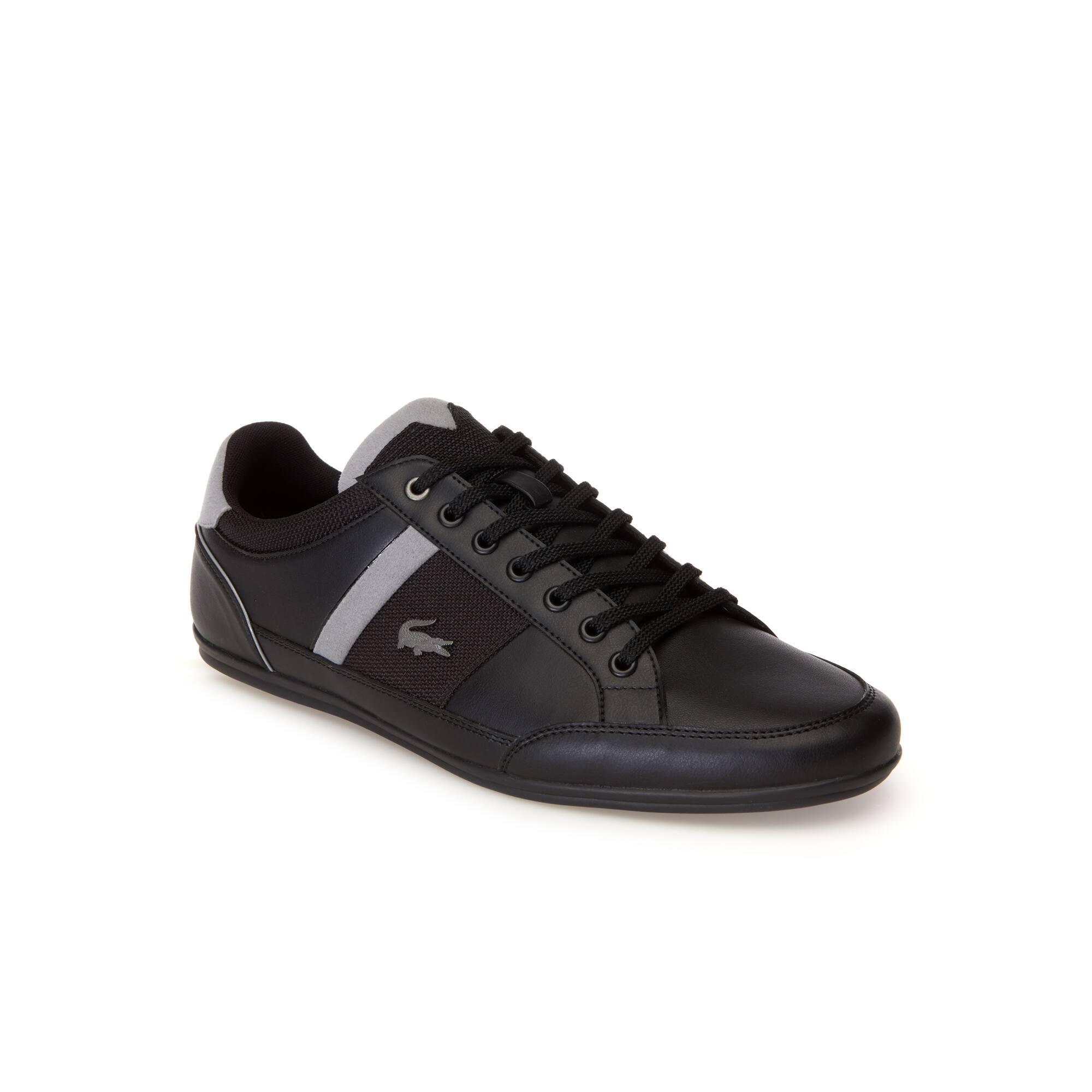 حذاء Chaymon الشبكي من جلد النابا الرياضي للرجال