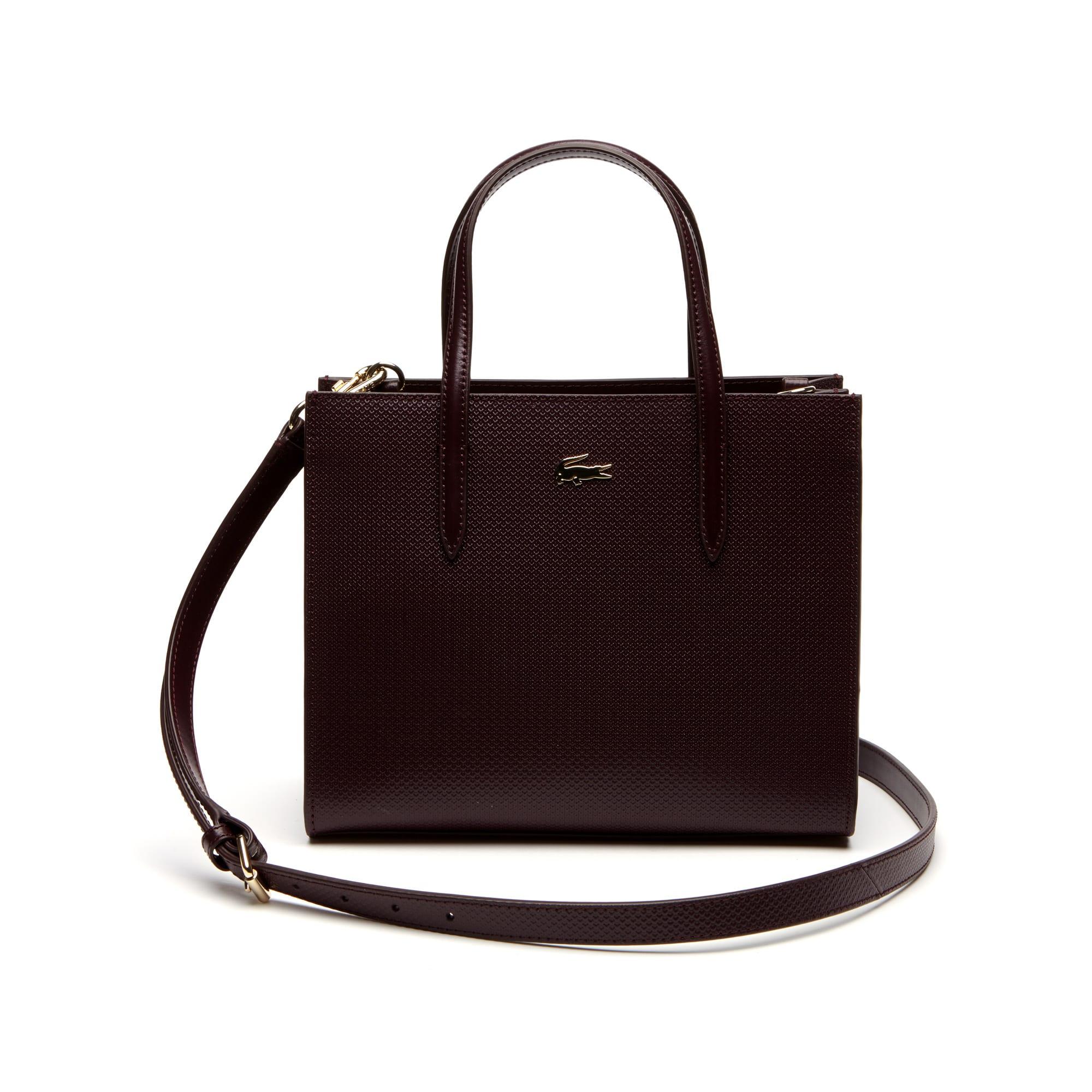 حقيبة نسائية صغيرة من مجموعة Chantaco من جلد البيكيه تحمل على اليد أو على الكتف