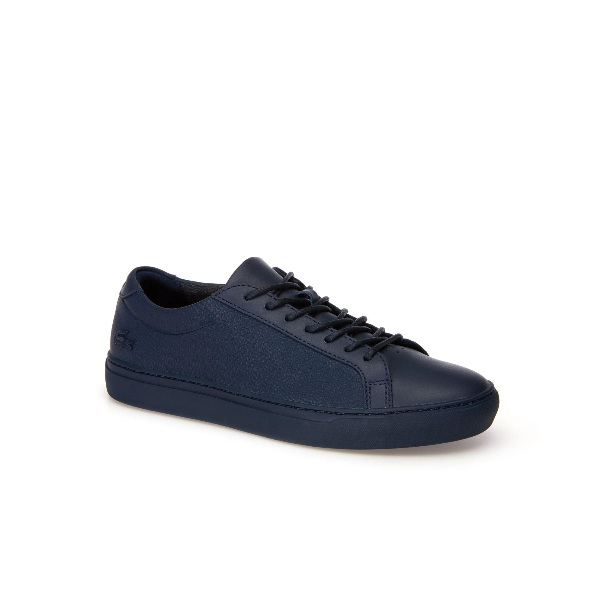 حذاء L.12.12 من الجلد الفاخر للرجال