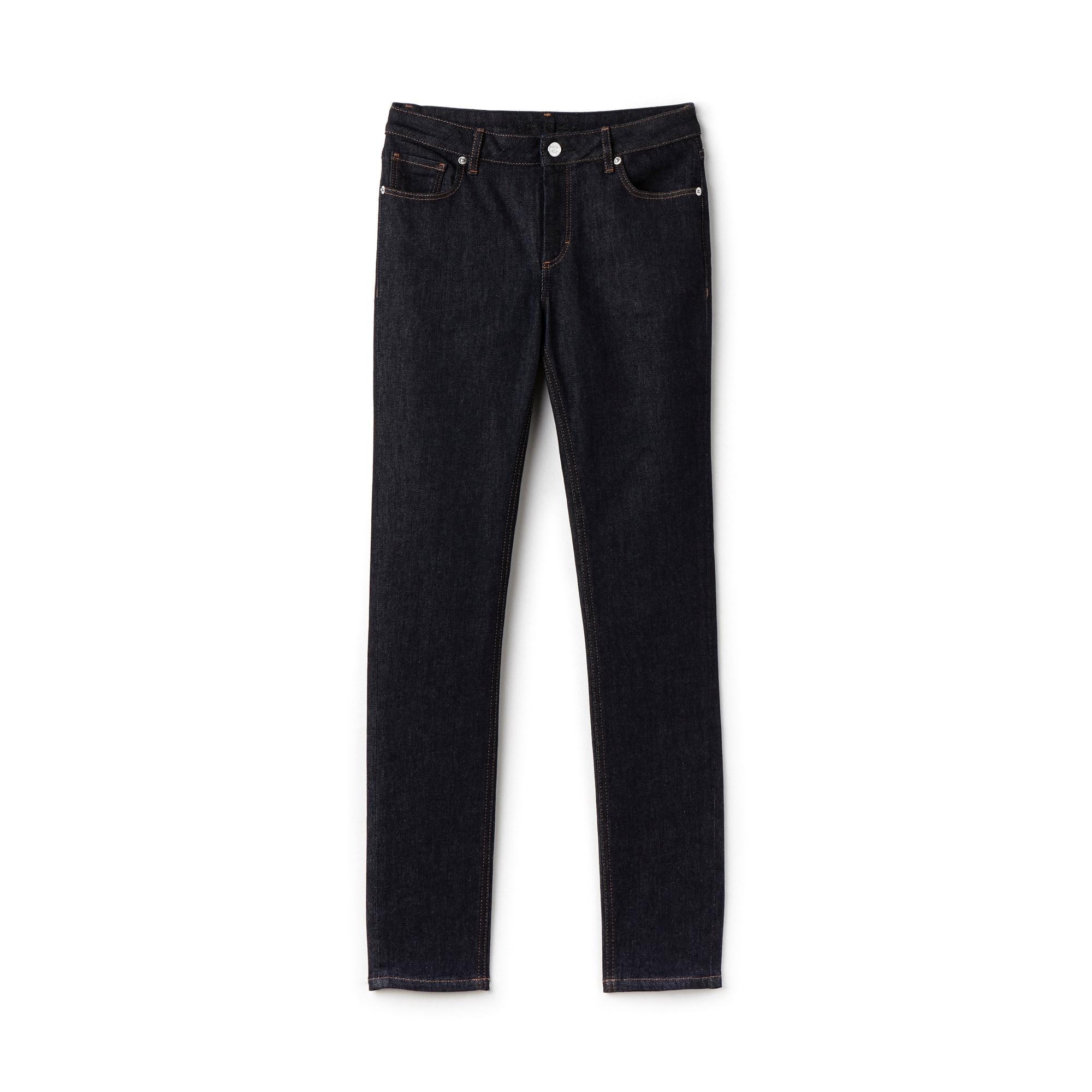 جينز Skinny للنساء من القطن القابل للتمدد