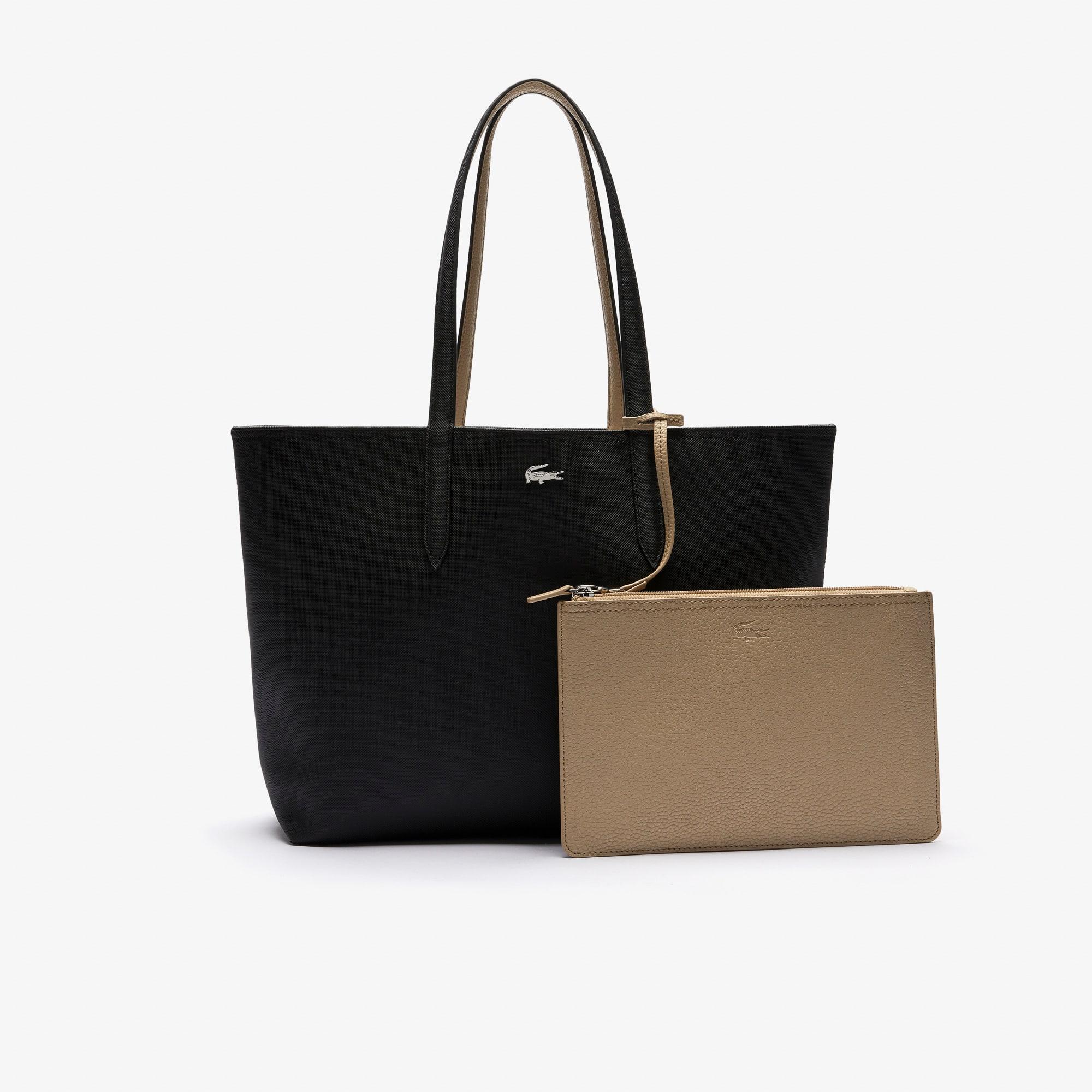 حقيبة يد نسائية تُحمل على الوجهين