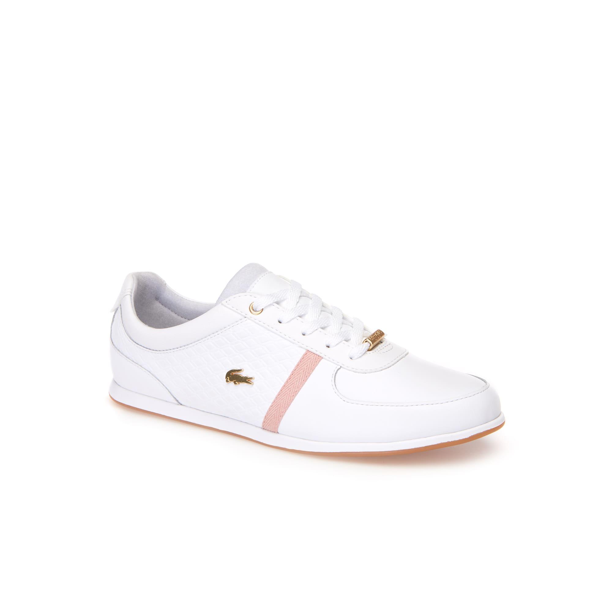 حذاء Rey Sport من الجلد الرياضي للنساء