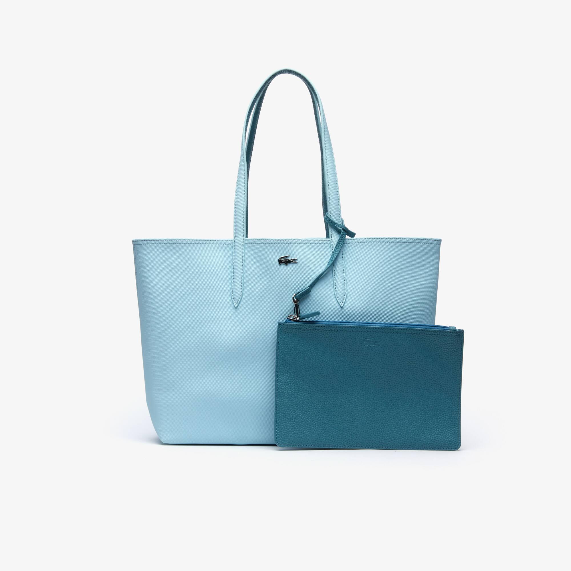 1f1199f739e2f حقيبة يد نسائية تُحمل على الوجهين ذو اللونين المختلفين من مجموعة Anna