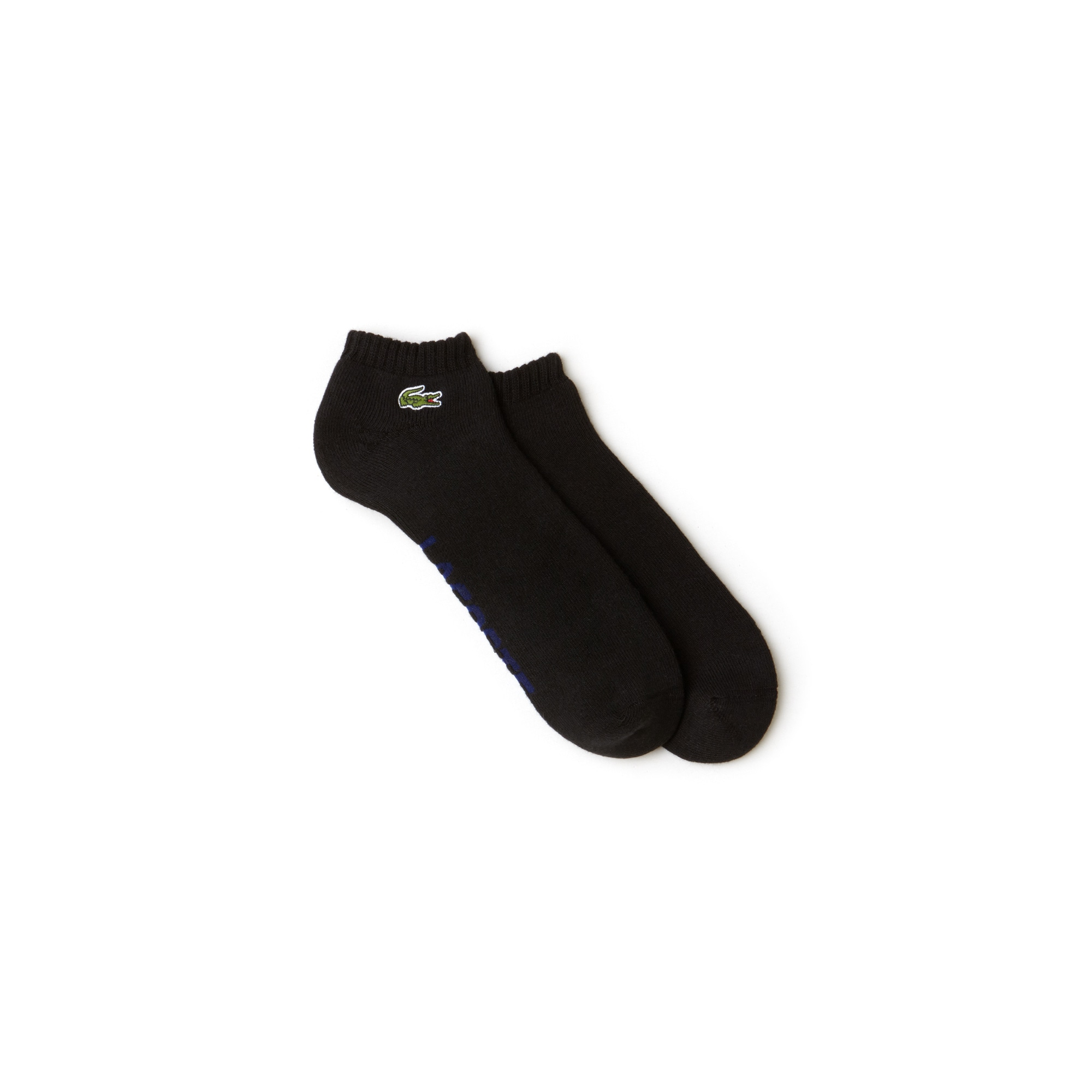 جوارب مصنوعة من جيرسيه البوكليه ذو قصة منخفضة من مجموعة Lacoste SPORT للرجال