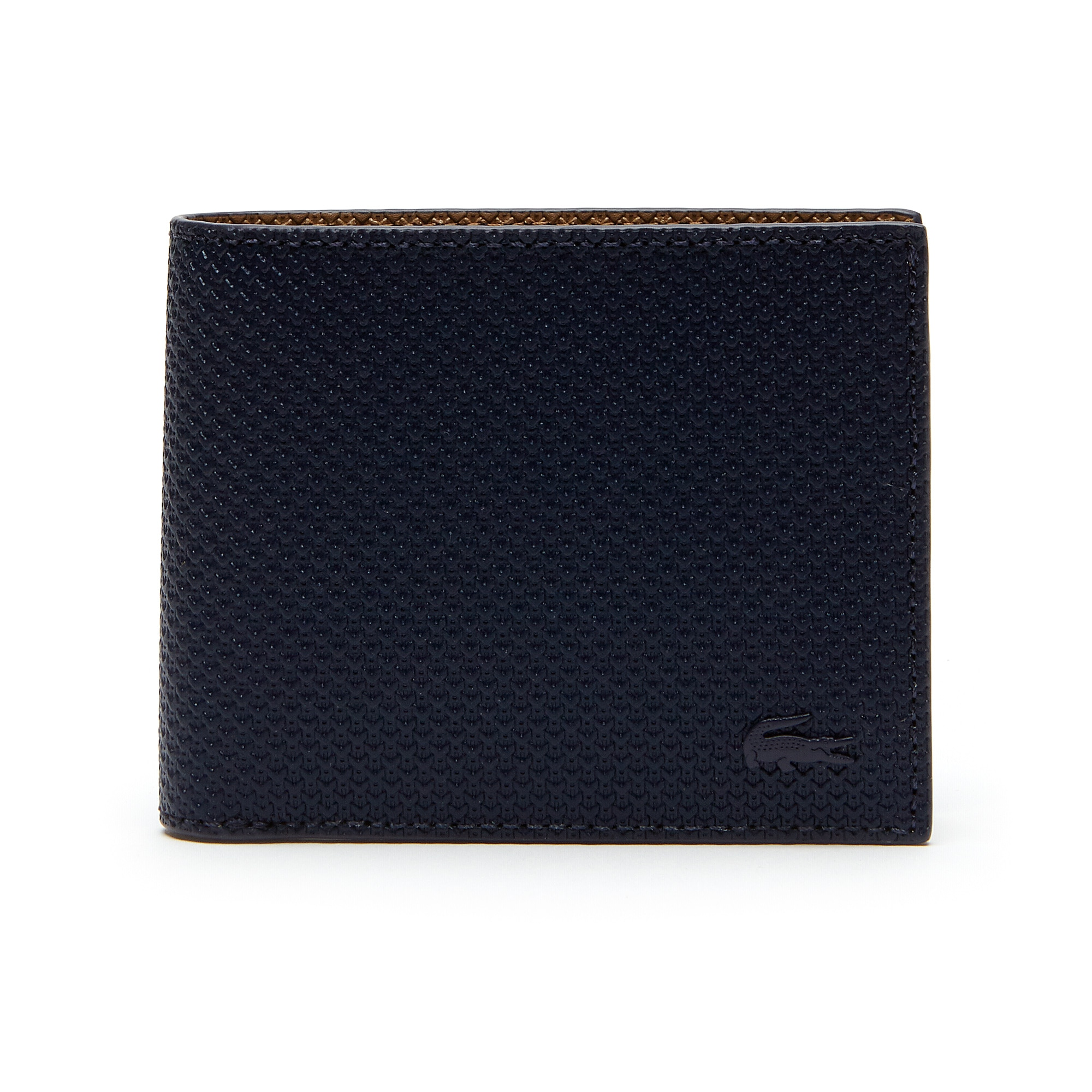 محفظة رجّالية  من جلد مطلي