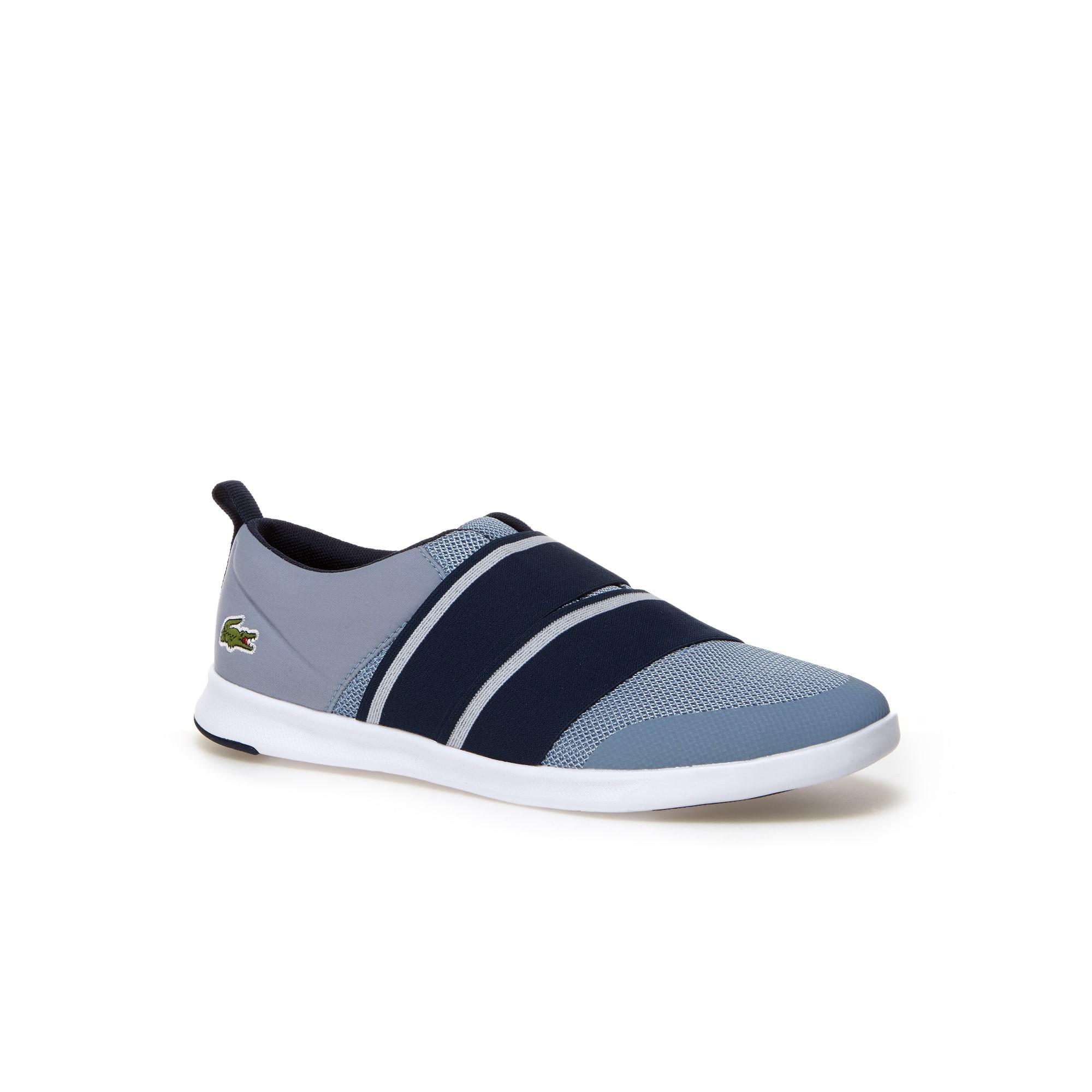 حذاء Avenir Slip الجلد سهل الارتداء للنساء