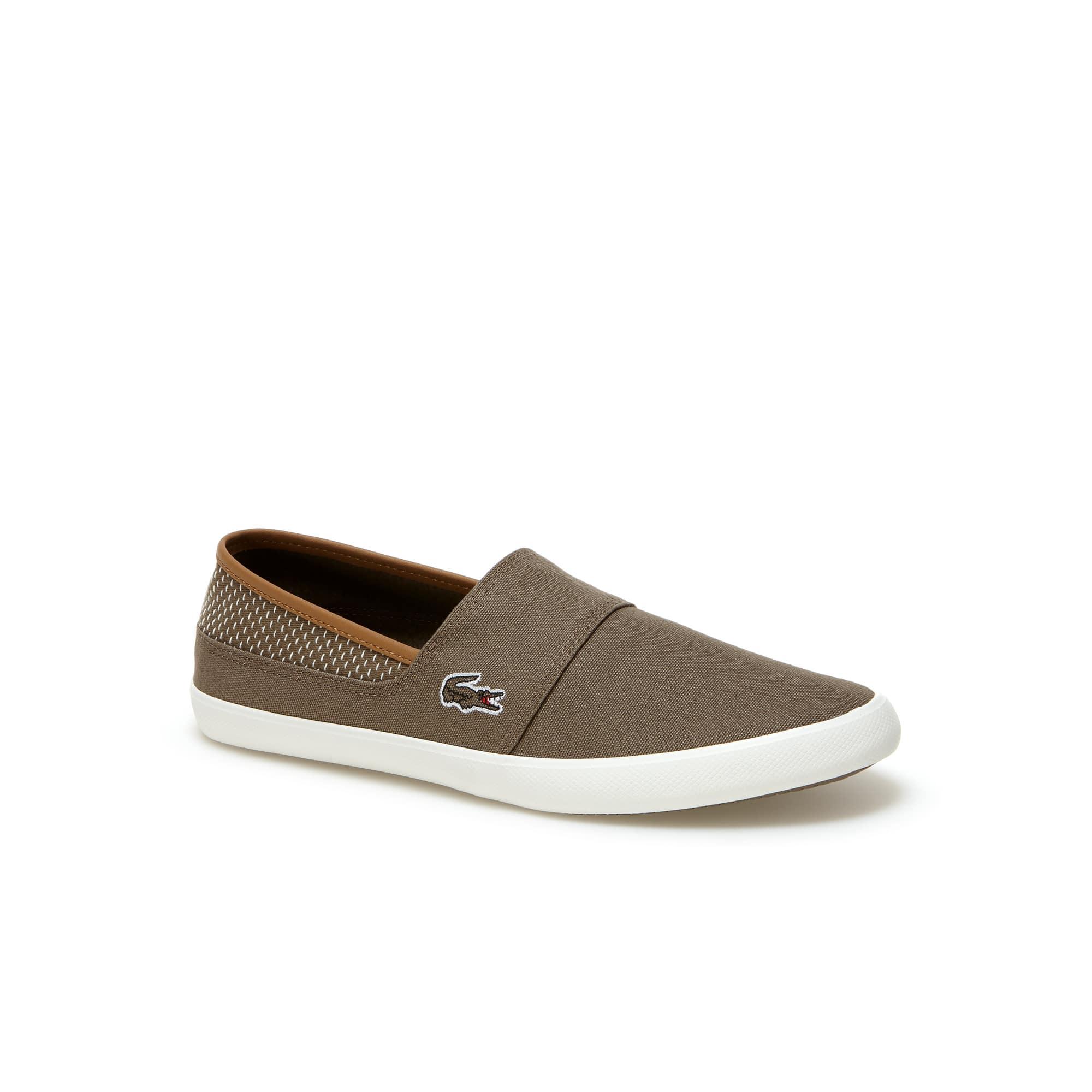 حذاء Marice الرجالي القماش سهل الارتداء
