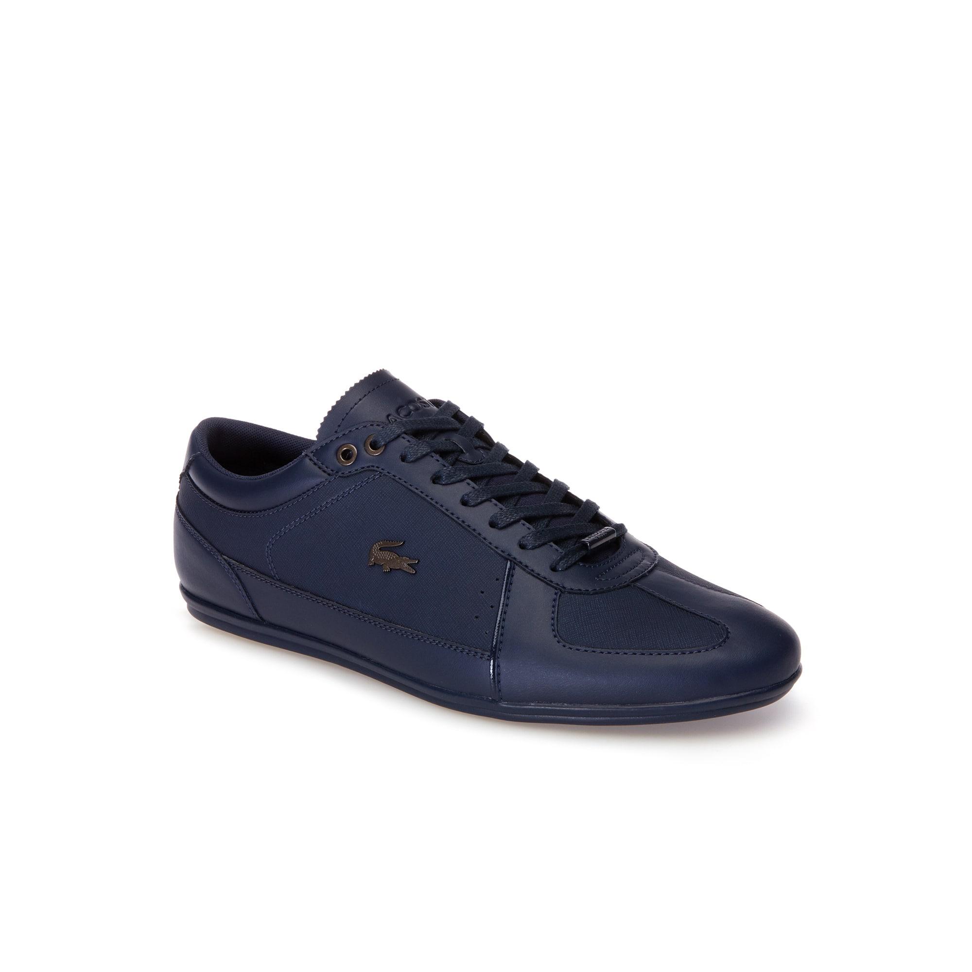 حذاء Evara من الجلد الرياضي للرجال