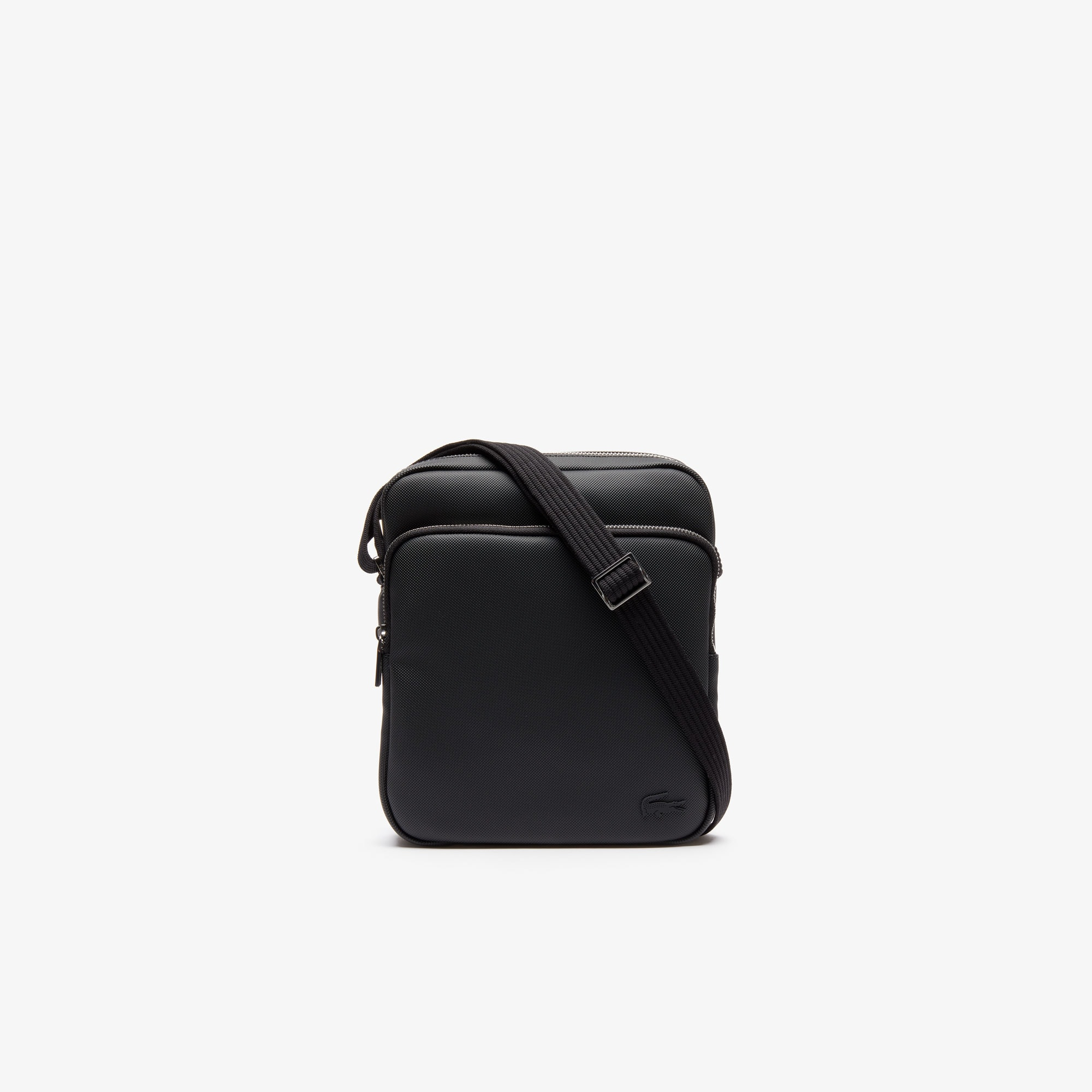Men's Classic Petit Piqué Crossover Bag