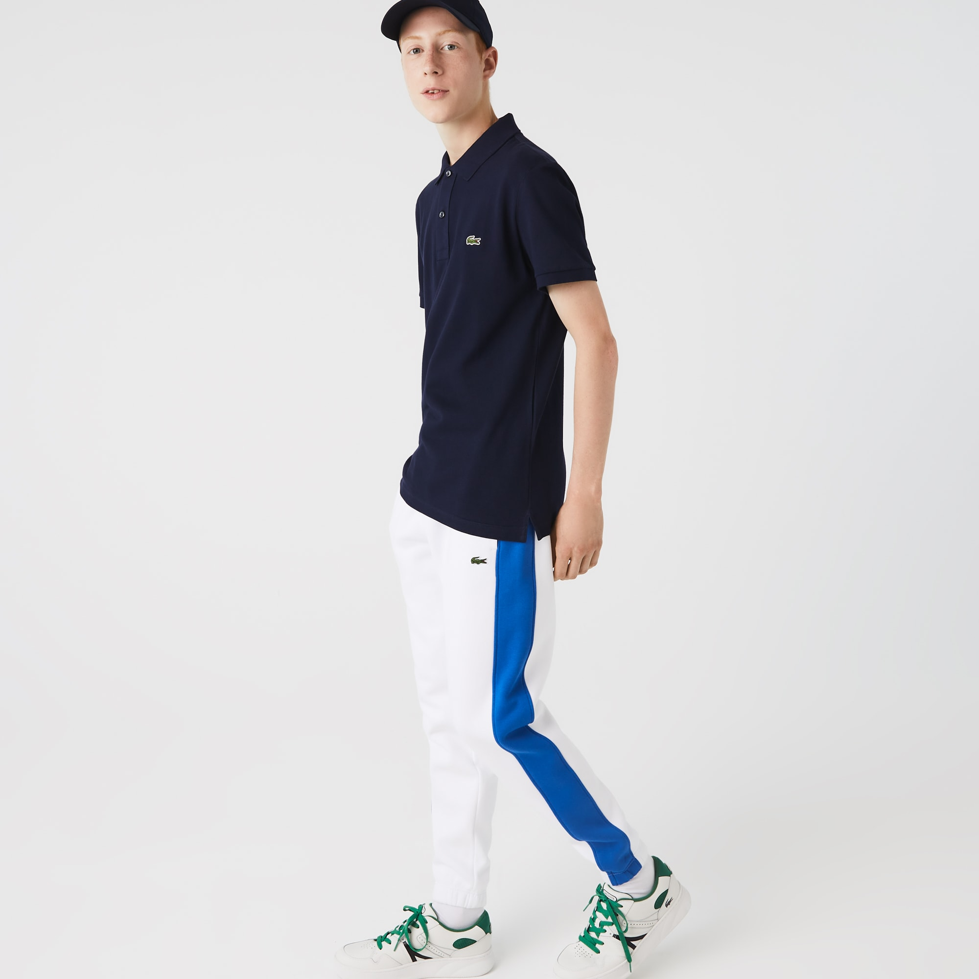 b600edf01 Men's Slim fit Lacoste Polo Shirt in petit piqué | LACOSTE