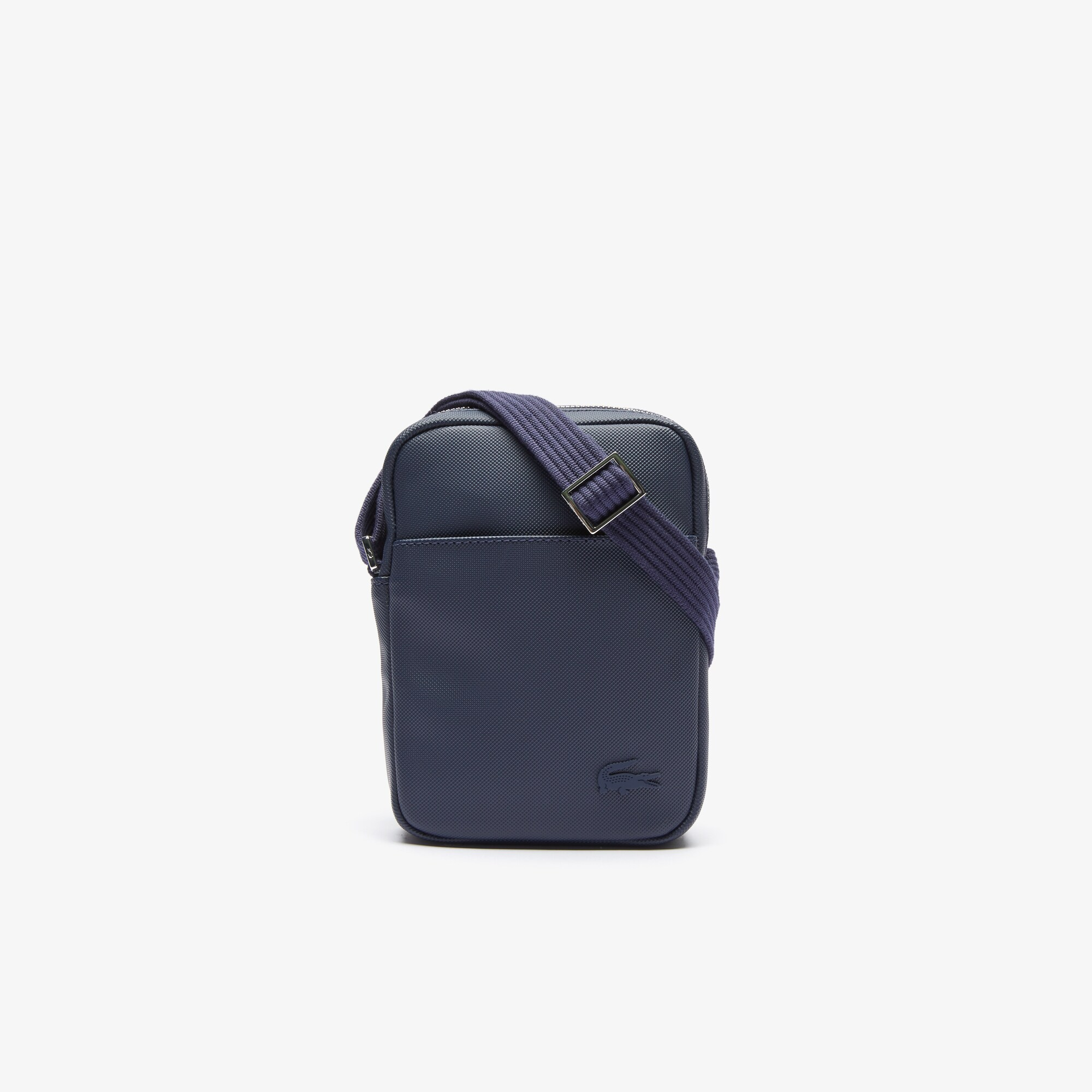 Men's Classic Petit Piqué Vertical Zip Bag