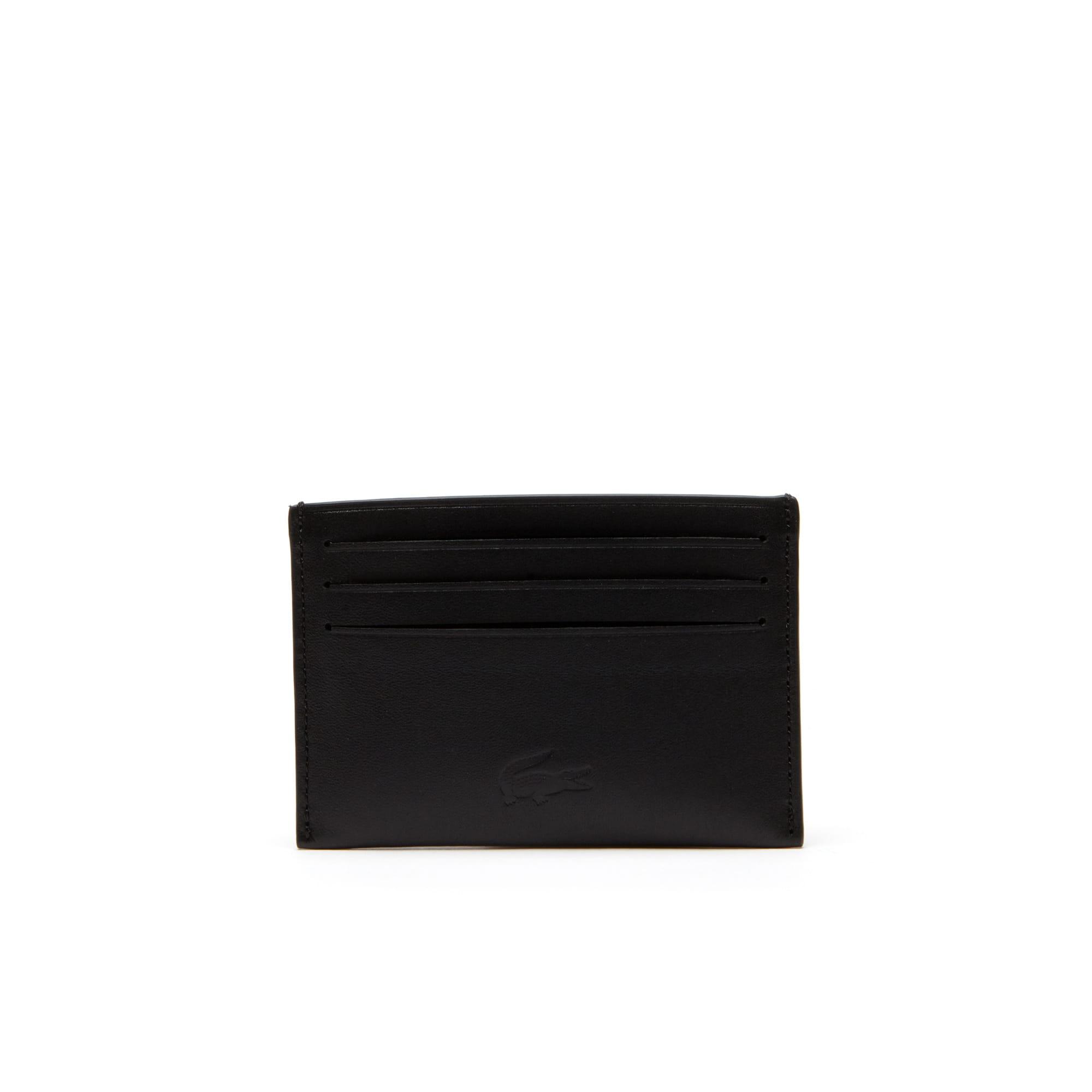 Men's Full Ace Leather Six Card Holder