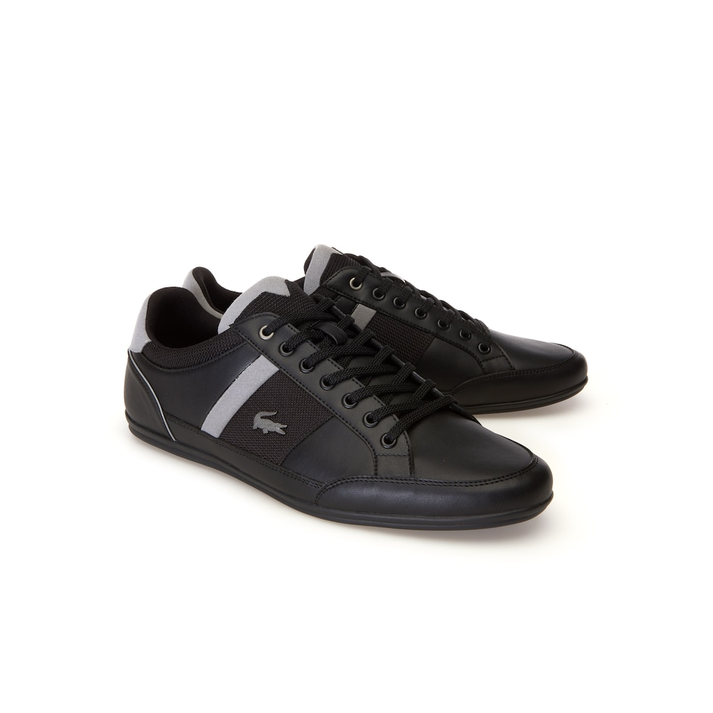 c898391f1 Men s Chaymon Nappa Leather and Mesh Trainers