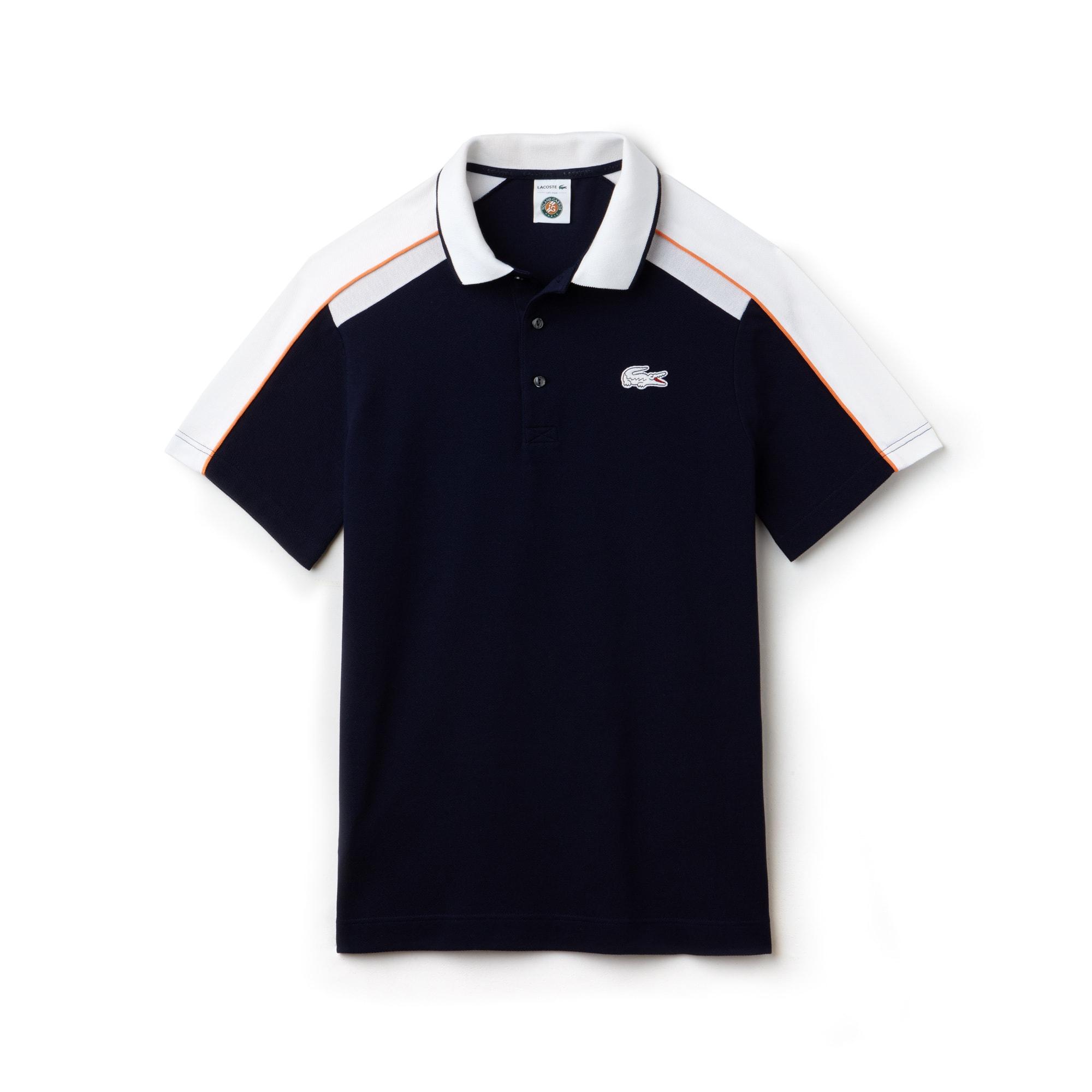 15430bb12 Men's Lacoste SPORT Roland Garros Edition Petit Piqué Polo Shirt ...