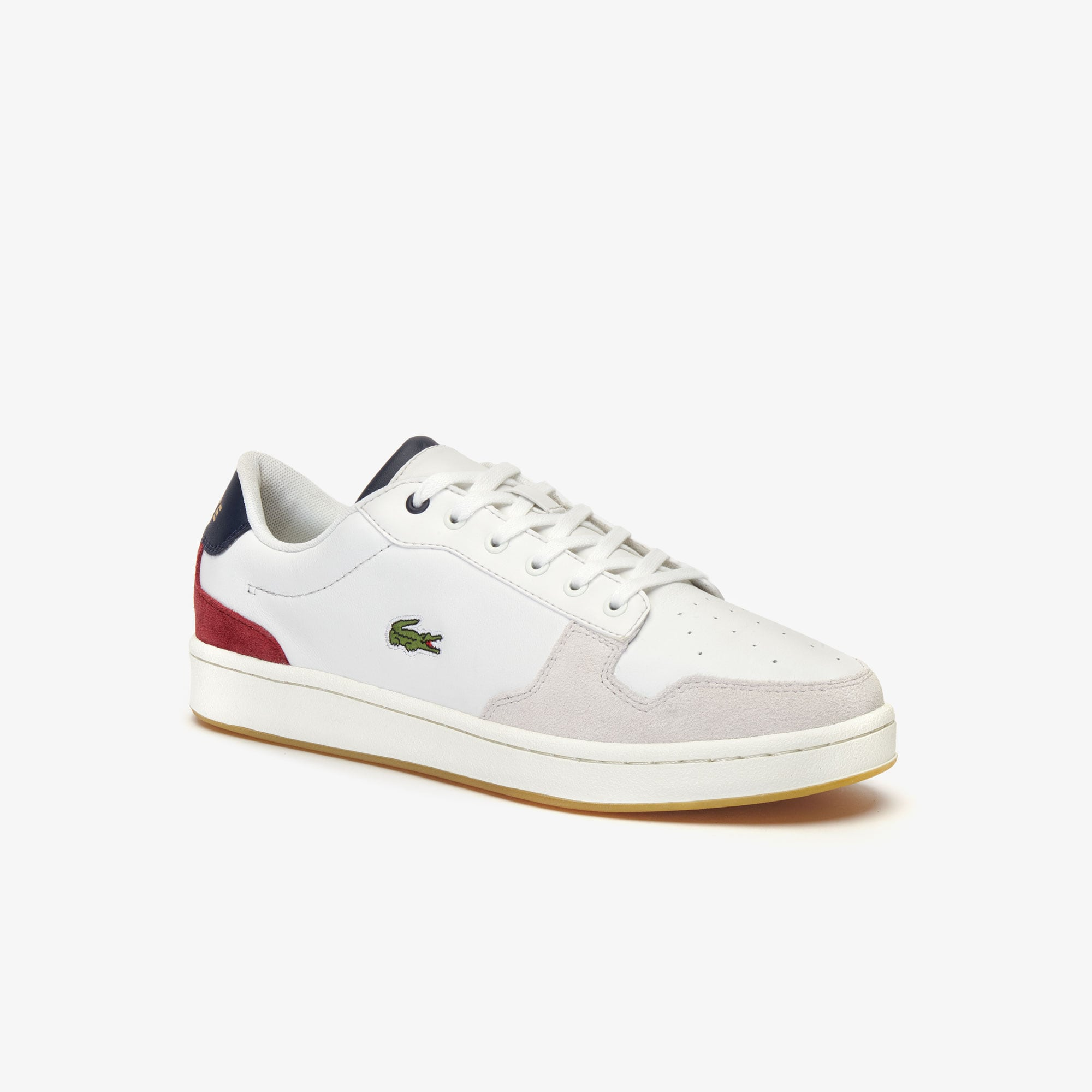 Masters Cup Tricolour Trainers   LACOSTE