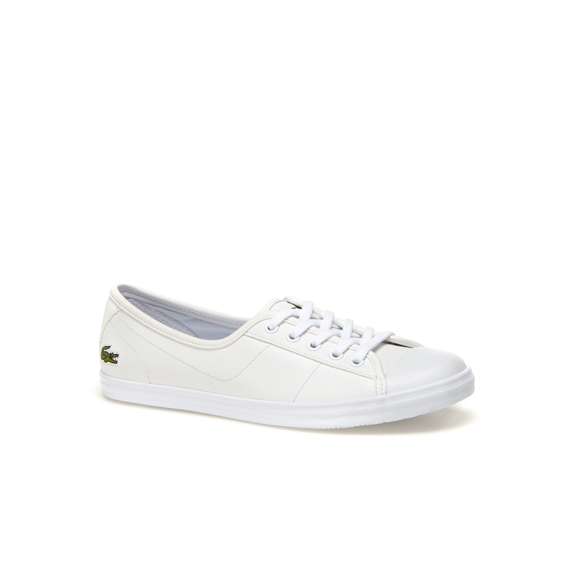 Woman's Ziane BL Leather Trainers