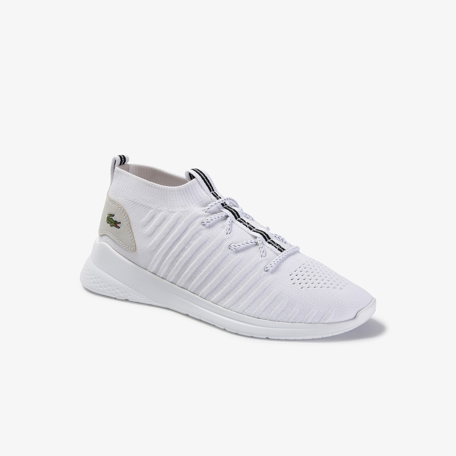 Men's LT Fit-Flex Suede and Textile Trainers