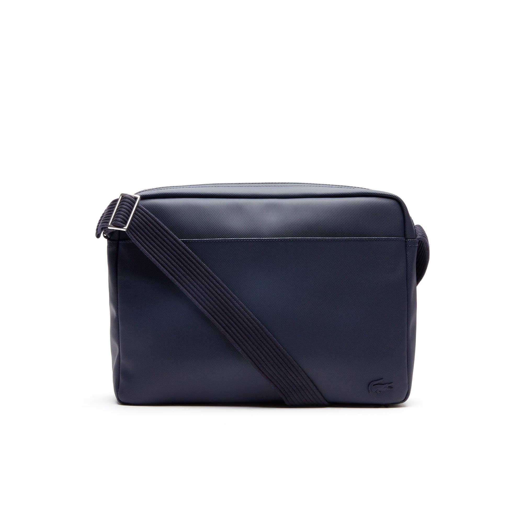 Mens classic petit piqué airline bag lacoste jpg 1024x1024 Lacoste  messenger bag for men 1090d316f4a3a