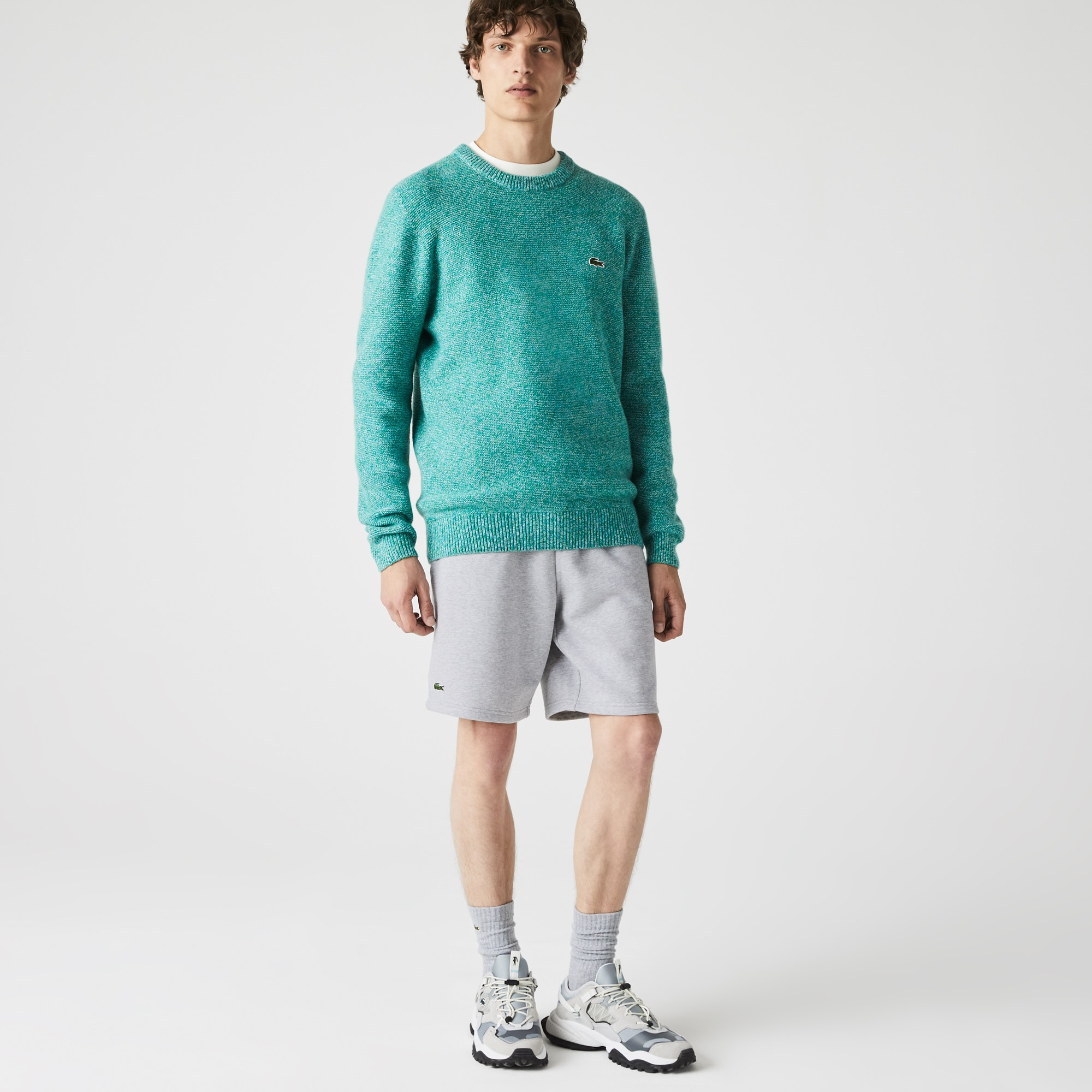 Men's Lacoste SPORT Tennis Fleece Shorts