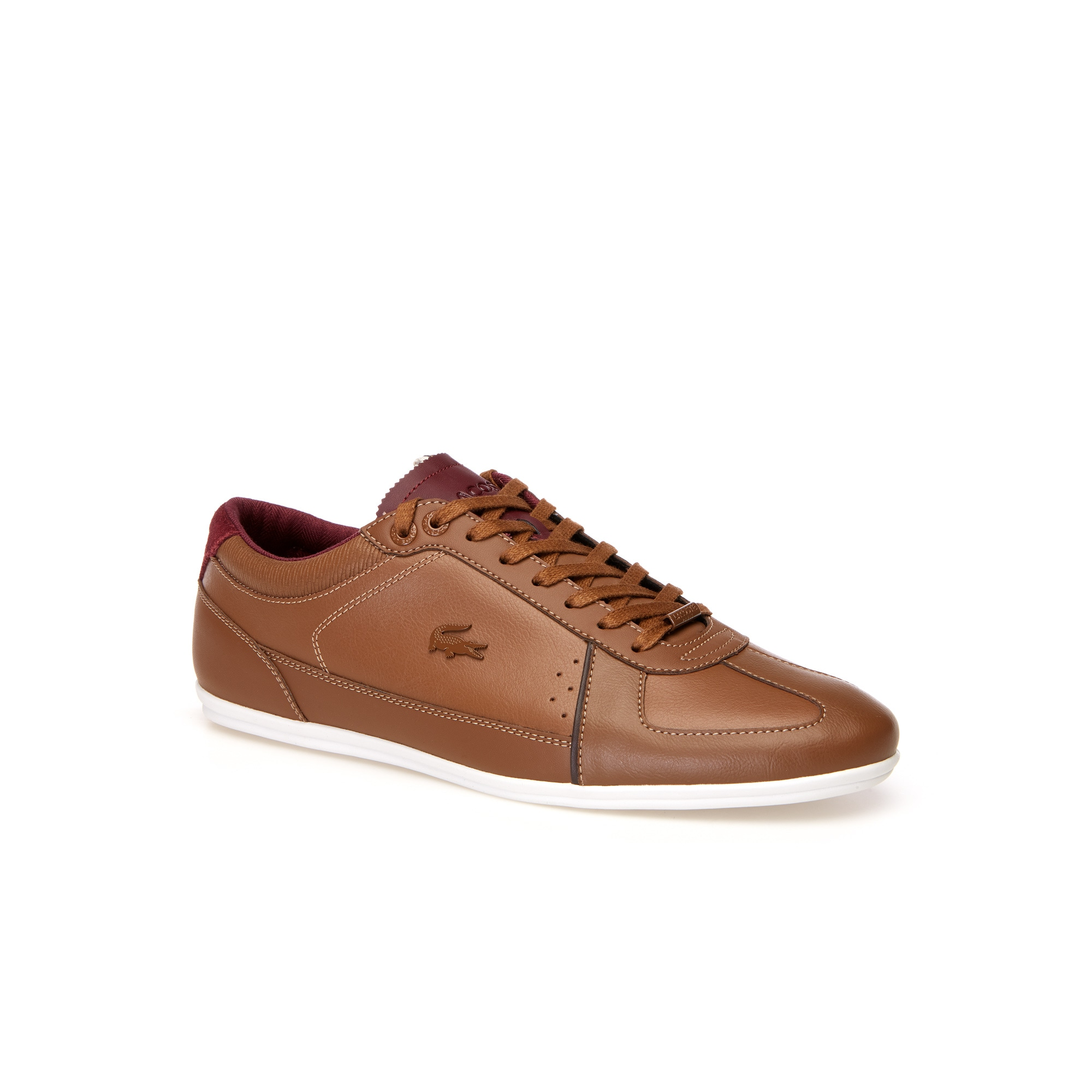 Men's Evara Leather and Suede Trainers