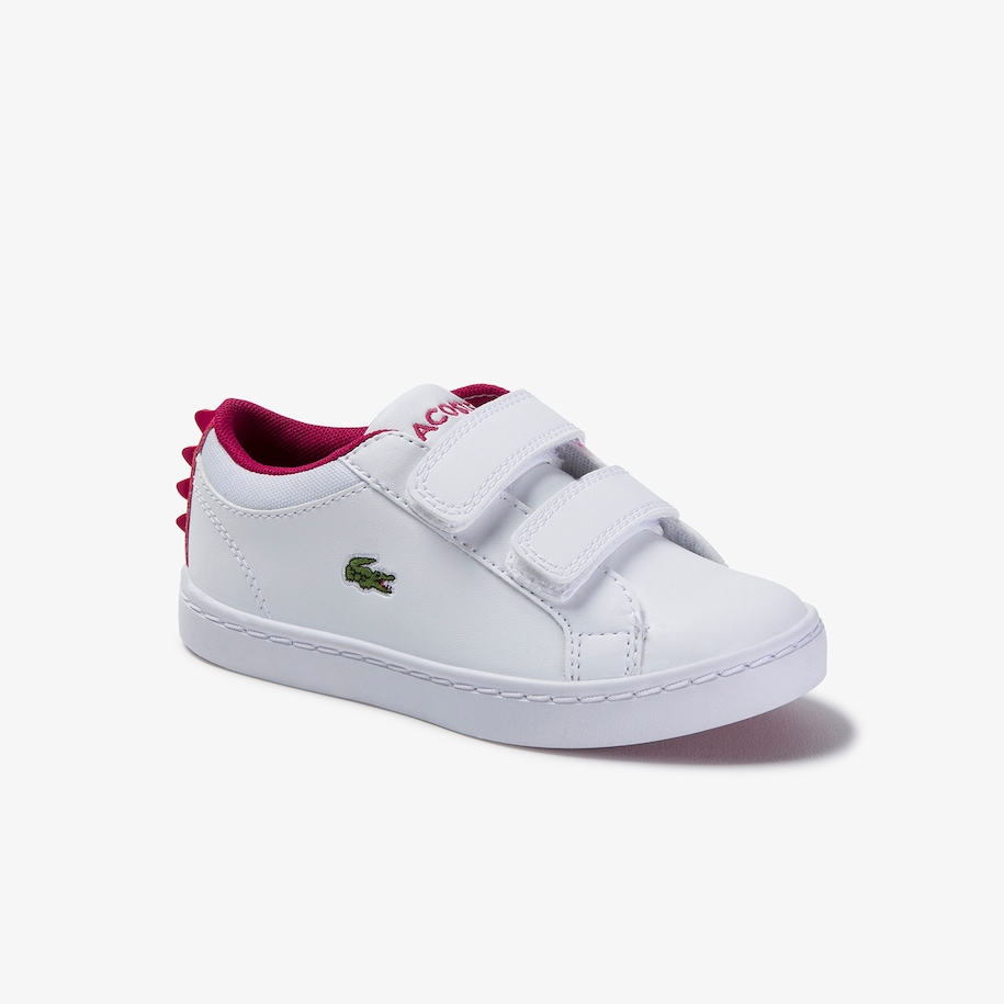 Infants' Straightset Synthetic and Textile Trainers