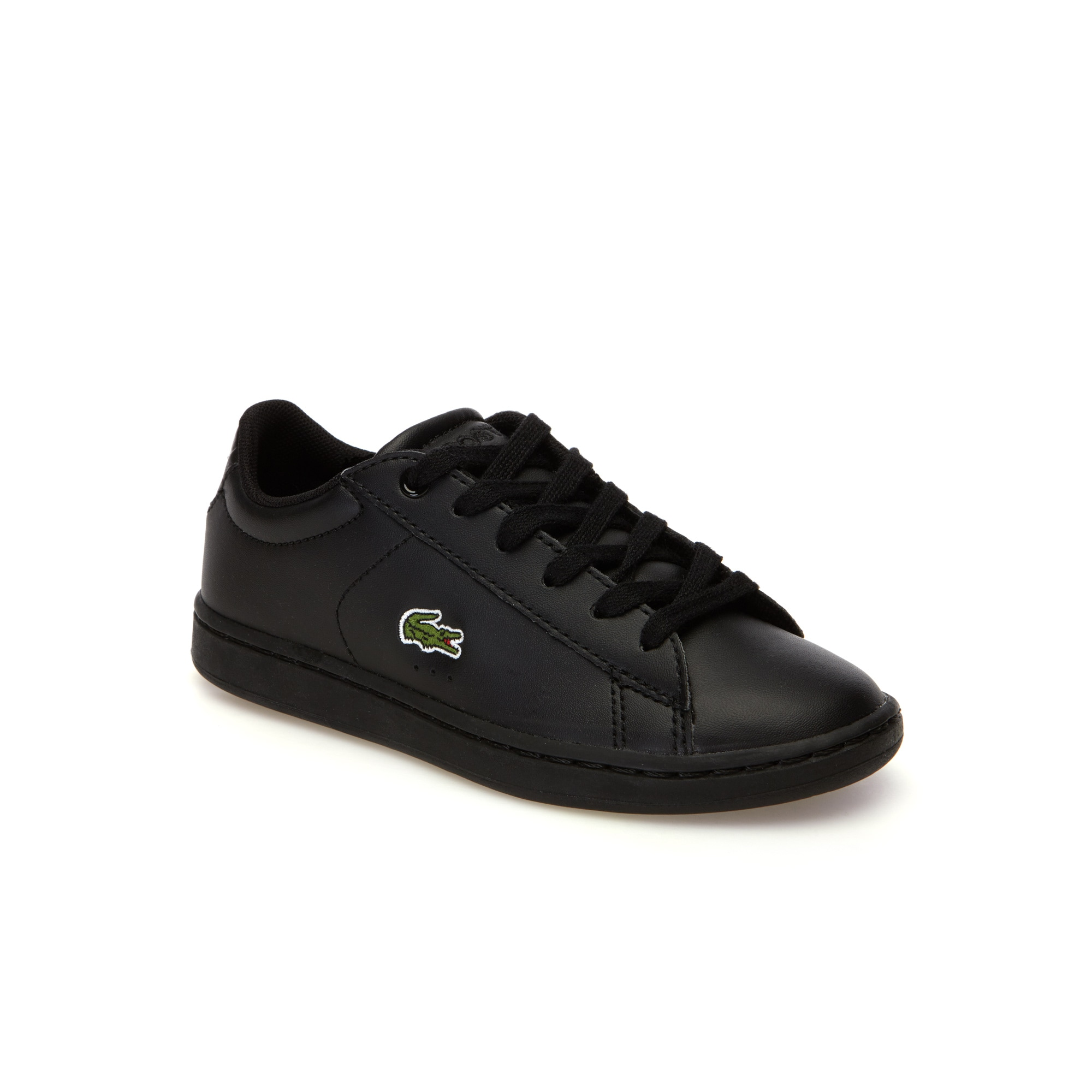 Children's Carnaby Evo Black Synthetic Trainers