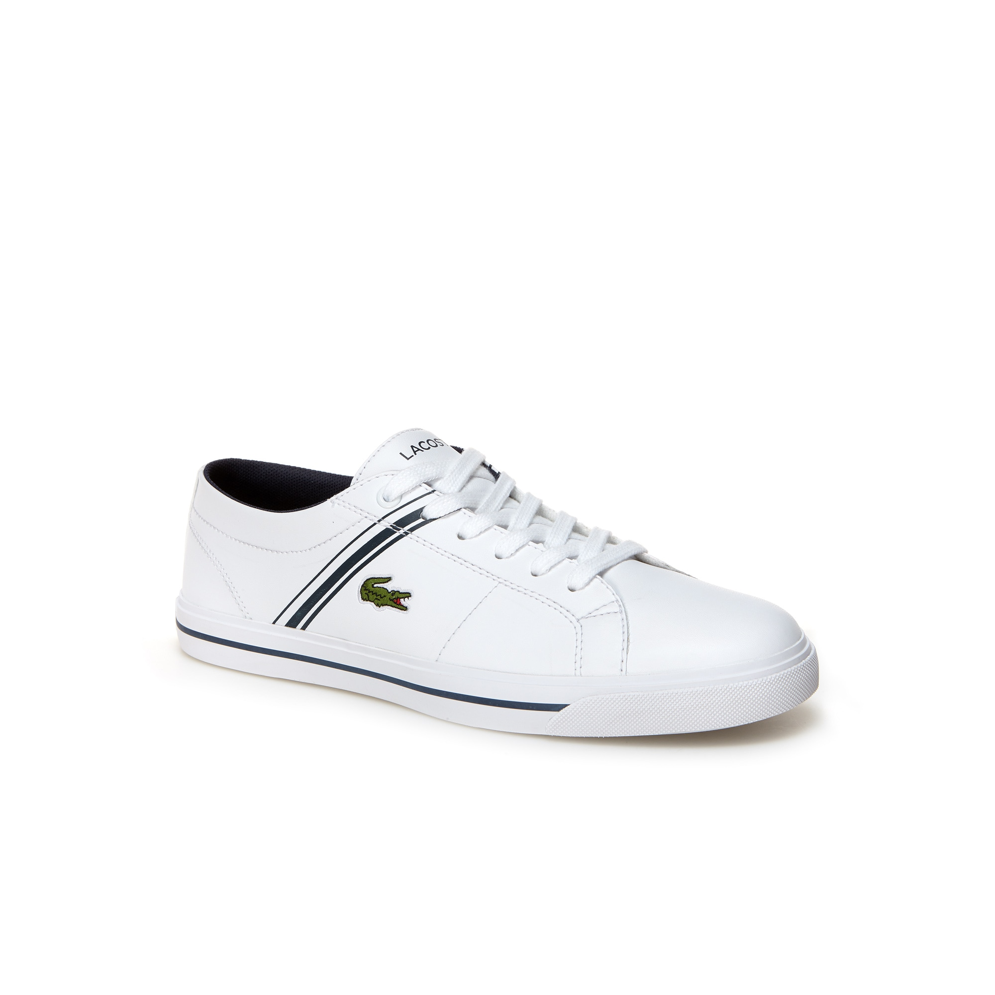 Youths' Riberac Leather-look Trainers