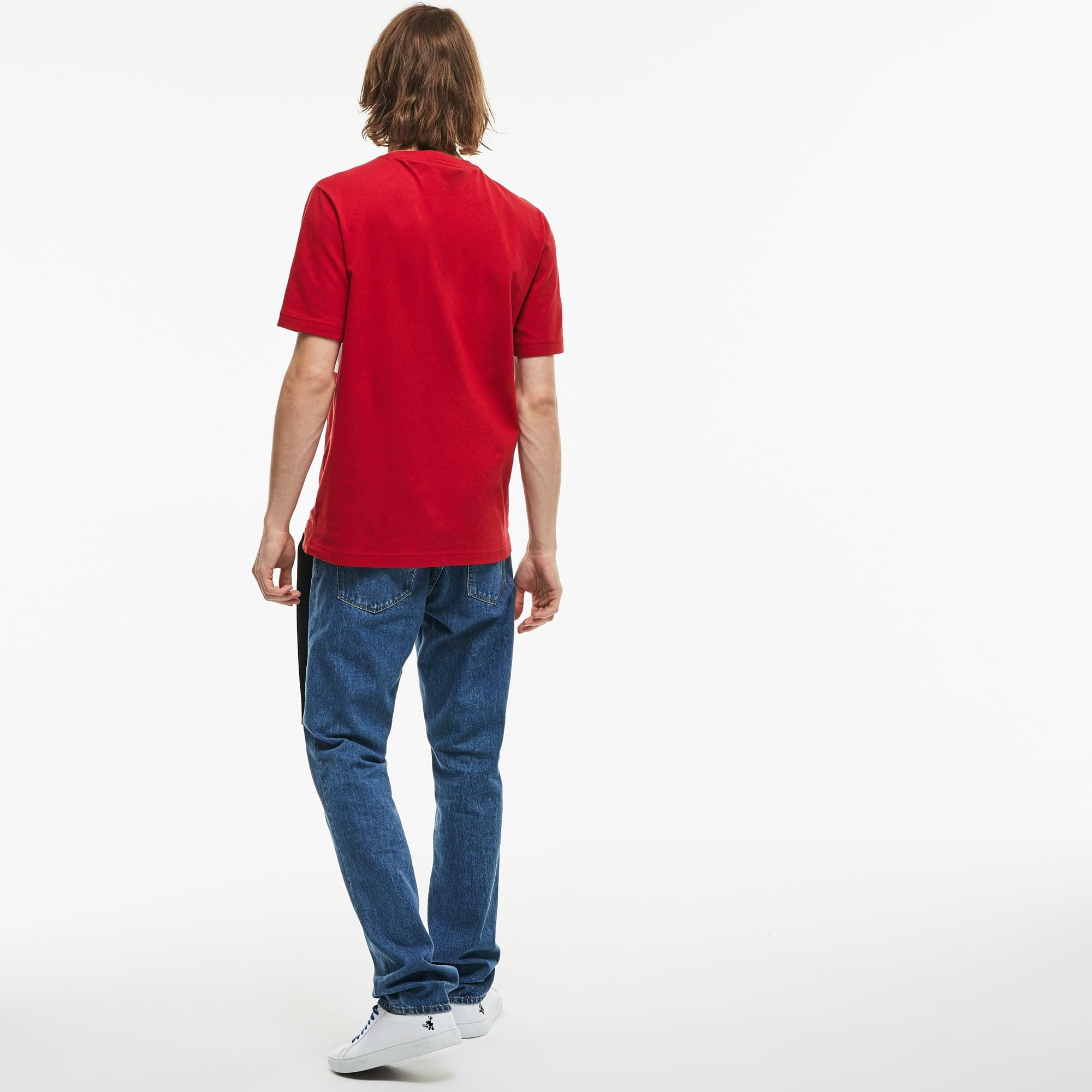 784ec0f9 Men's Disney Mickey Graphic Band Cotton Jersey T-shirt