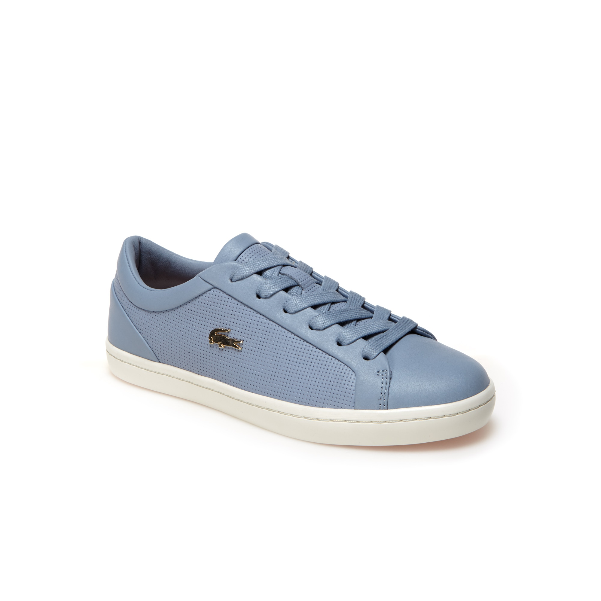 c8082177ae5e8 Women s Straightset Nappa Leather Trainers