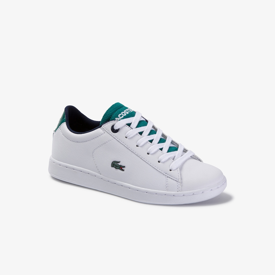 Juniors' Carnaby Evo Lace-up Synthetic and Textile Trainers