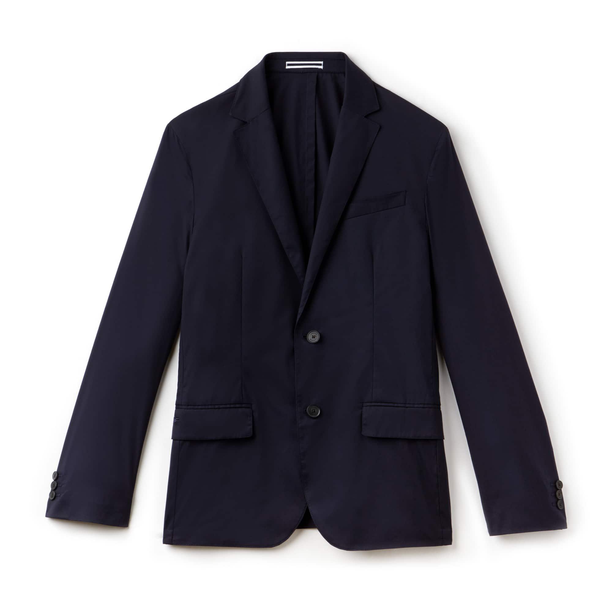 Men's Lacoste MOTION Stretch Cotton Poplin Blazer