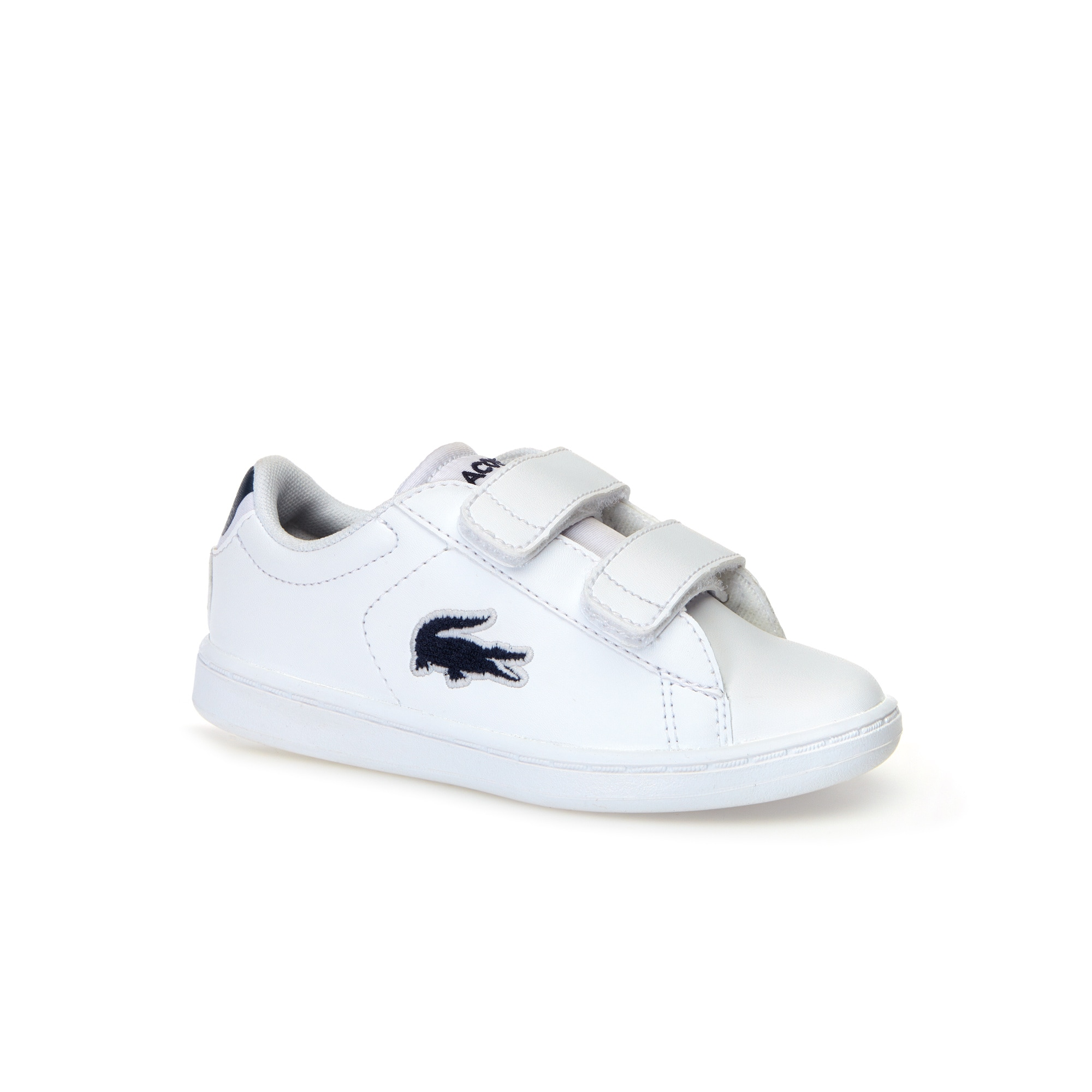 Baby-Sneakers CARANABY EVO WHITE aus Synthetik und Textil