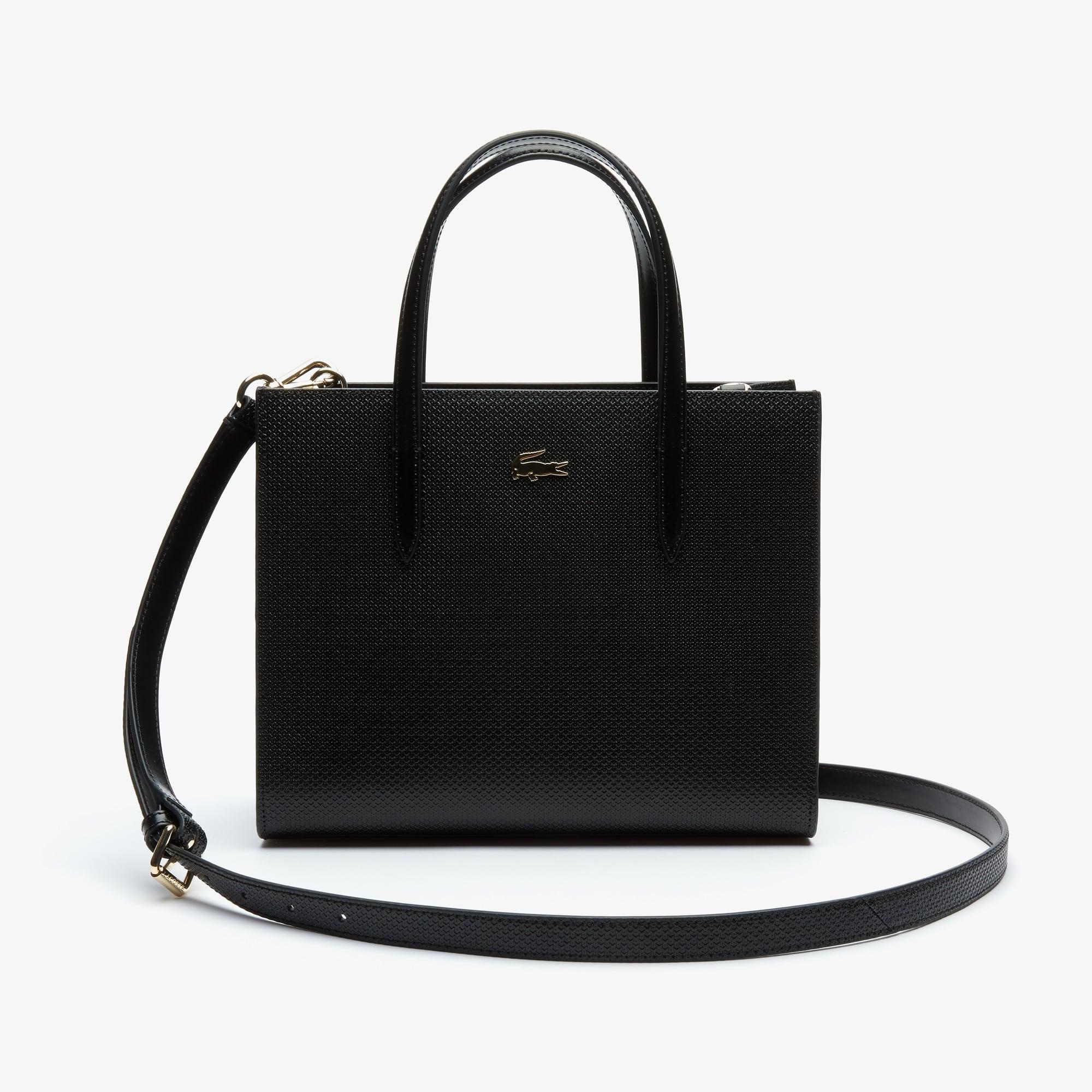 Damen CHANTACO Tote Bag aus Piqué-Leder