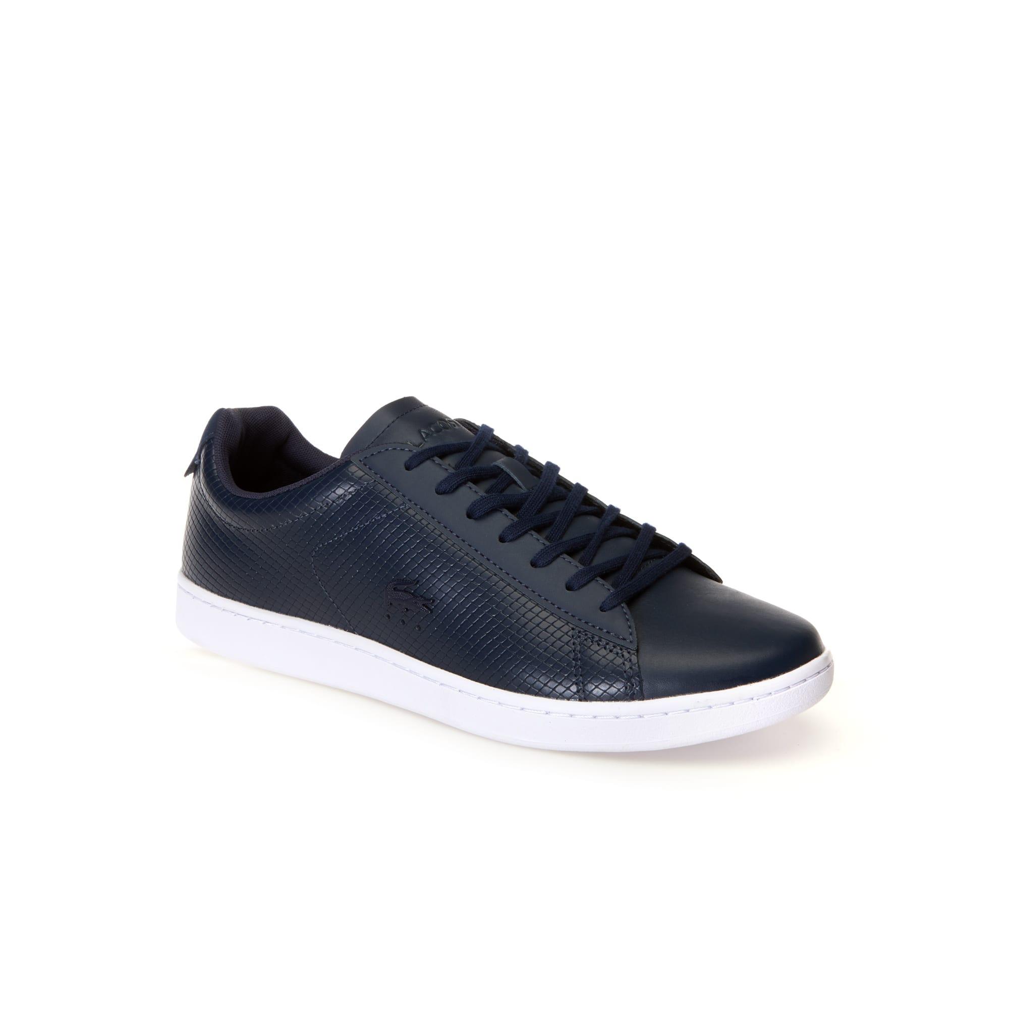 Herren-Sneakers CARNABY EVO aus strukturiertem Nappaleder