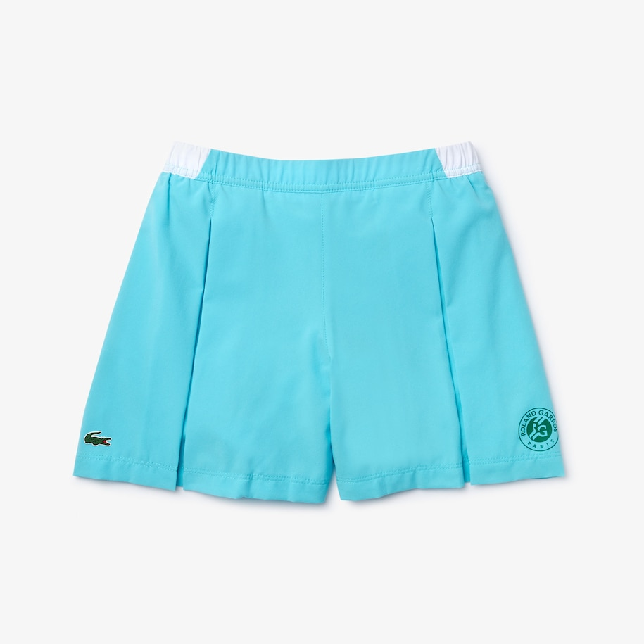 Mädchen LACOSTE SPORT French Open Shorts-Rock