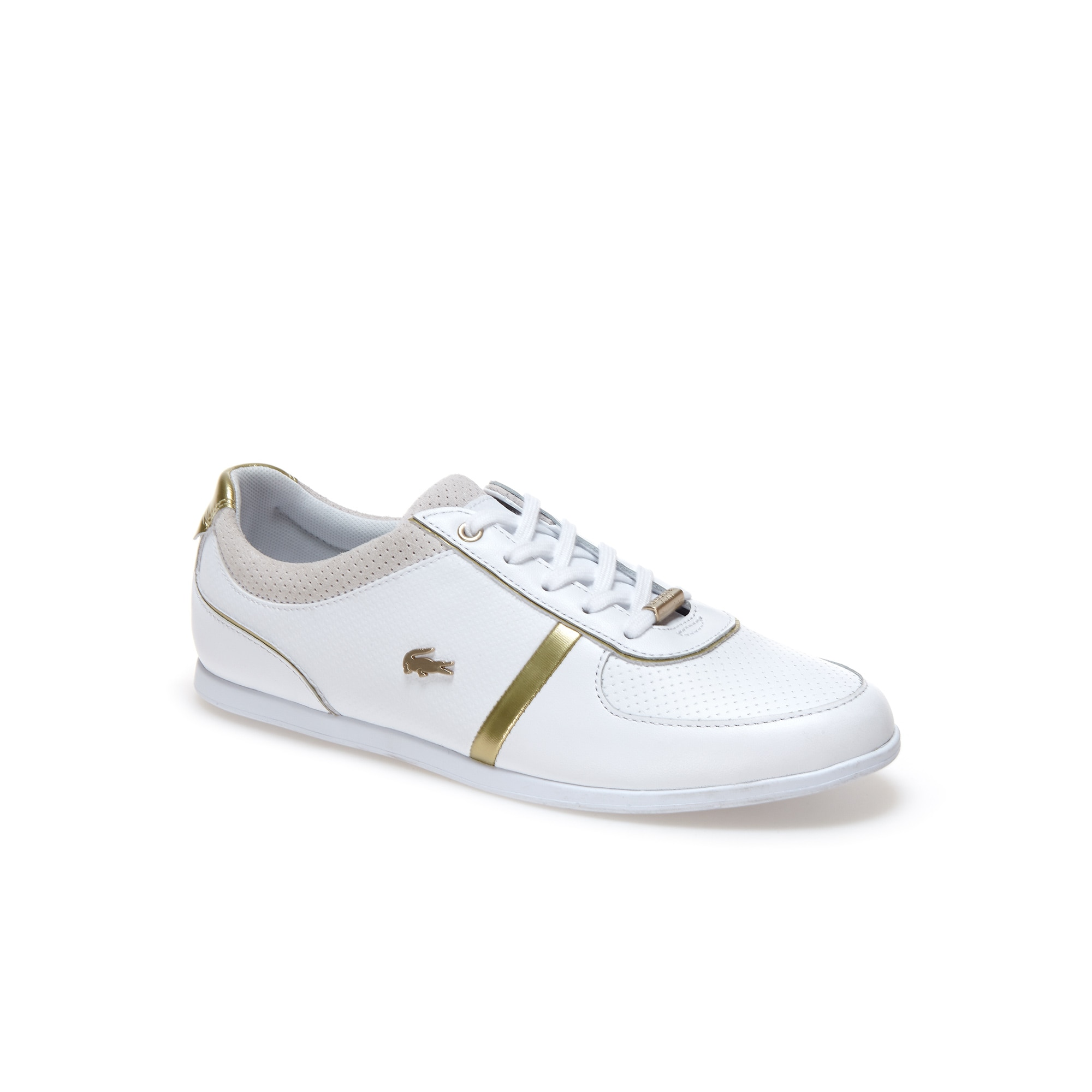 Damen-Sneakers REY SPORT aus Leder