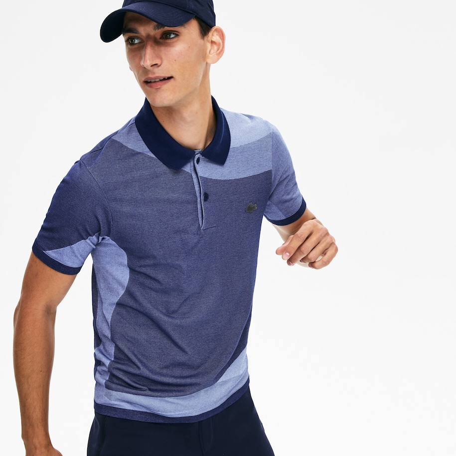 Slim Fit Herren LACOSTE MOTION Poloshirt