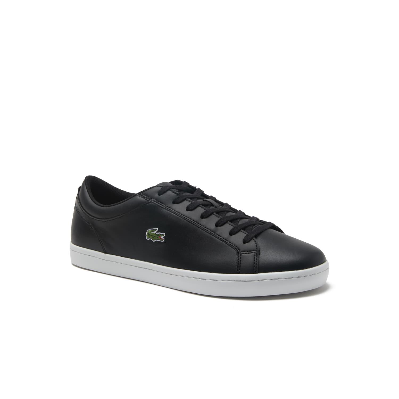 Herren-Sneakers STRAIGHTSET aus Leder