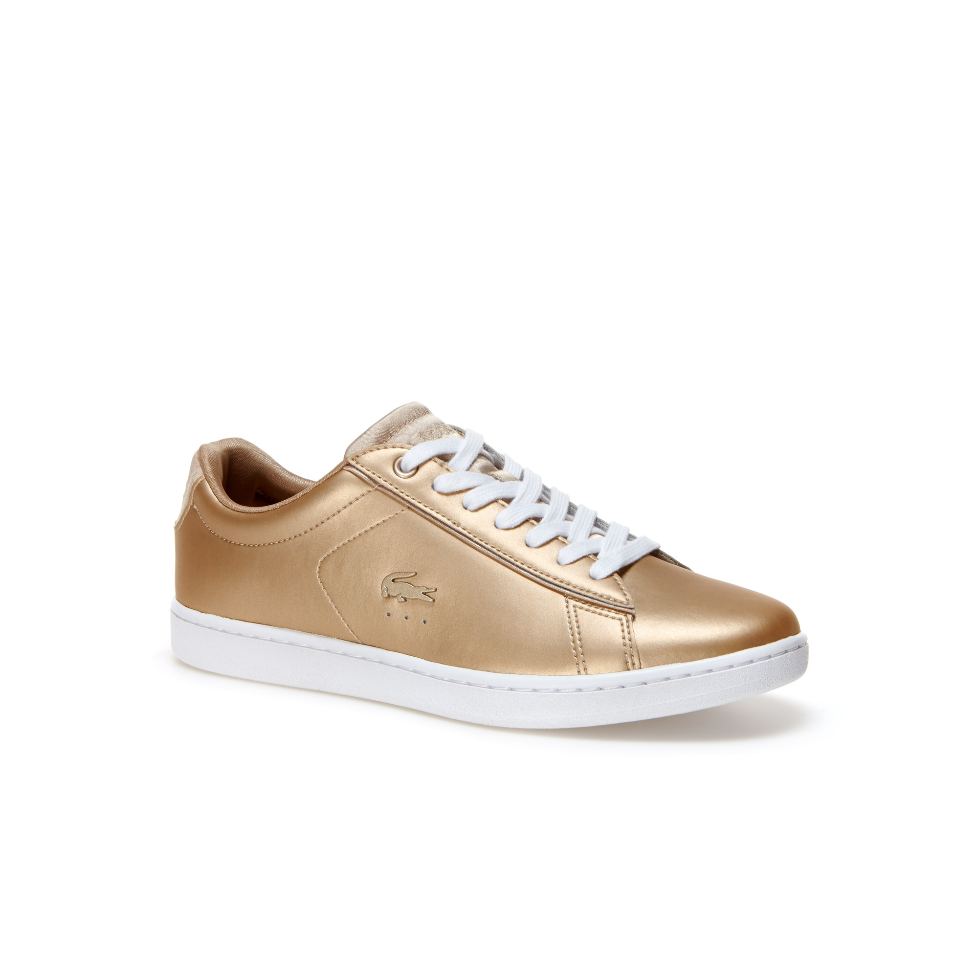 Damen-Sneakers CARNABY EVO aus Leder in Metallic-Optik