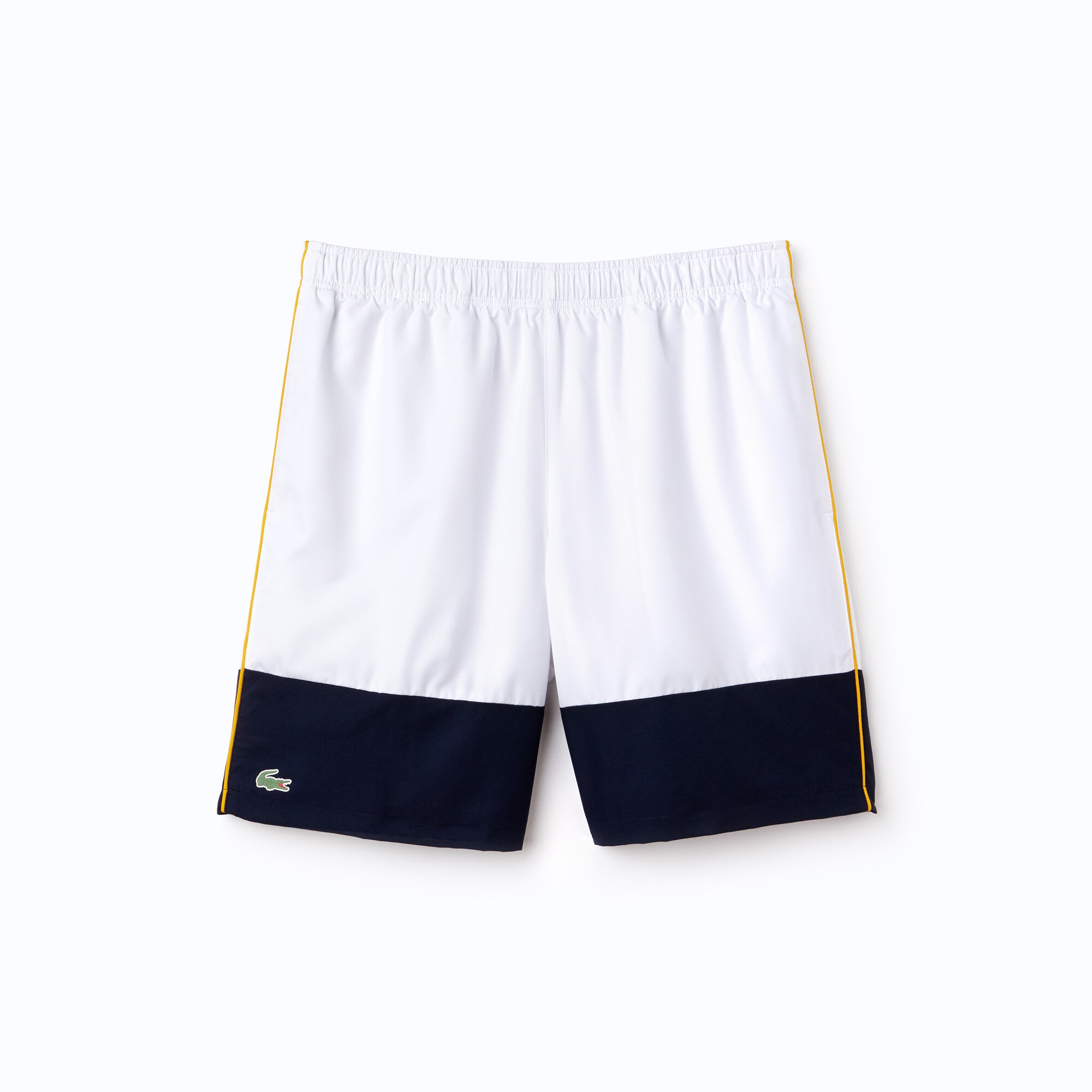 Herren LACOSTE SPORT Taft Shorts mir Colorblocks