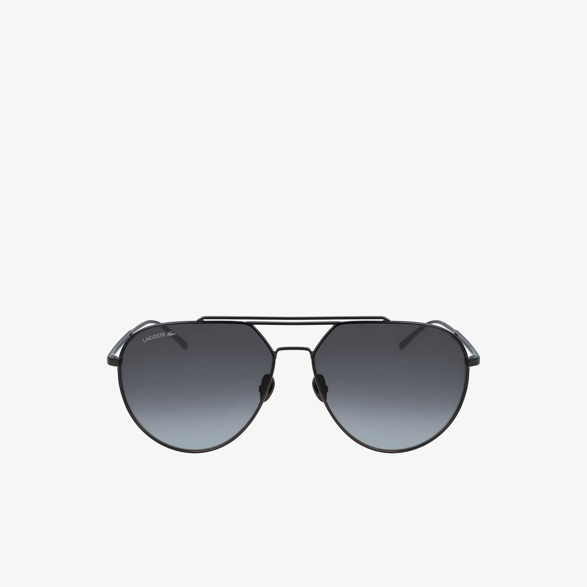 Paris Collection-Sonnenbrille mit Pilot-Metallrahmen