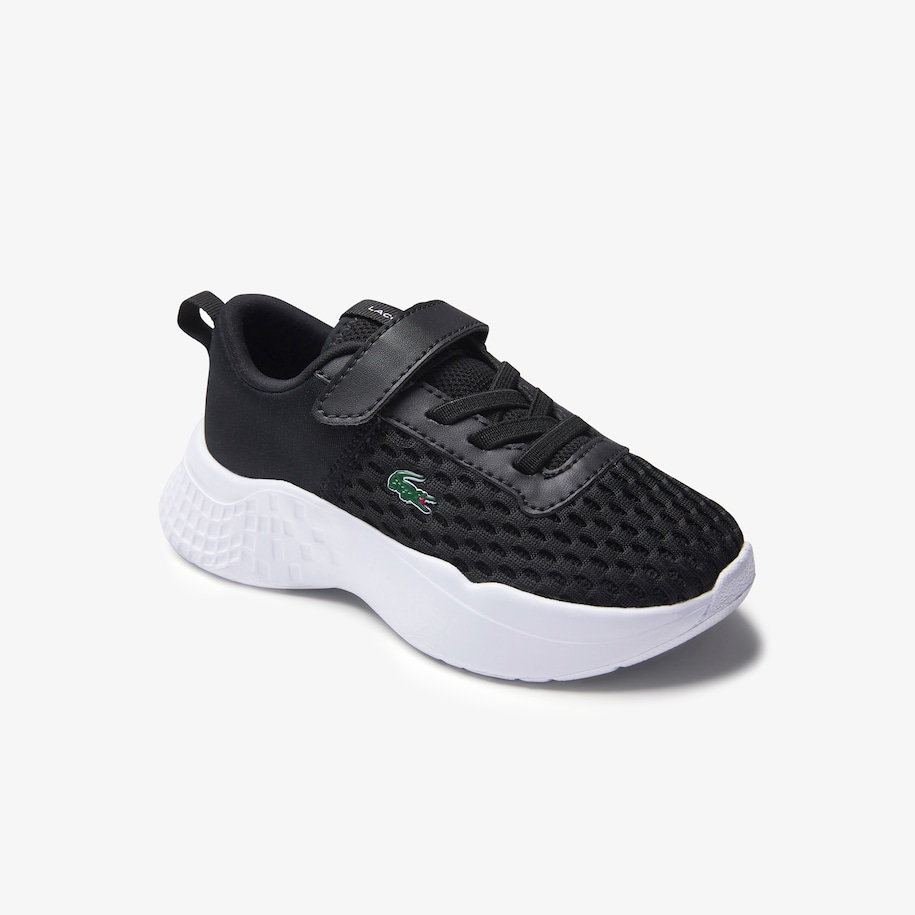 Baby-Sneakers COURT-DRIVE aus Mesh und Stretch