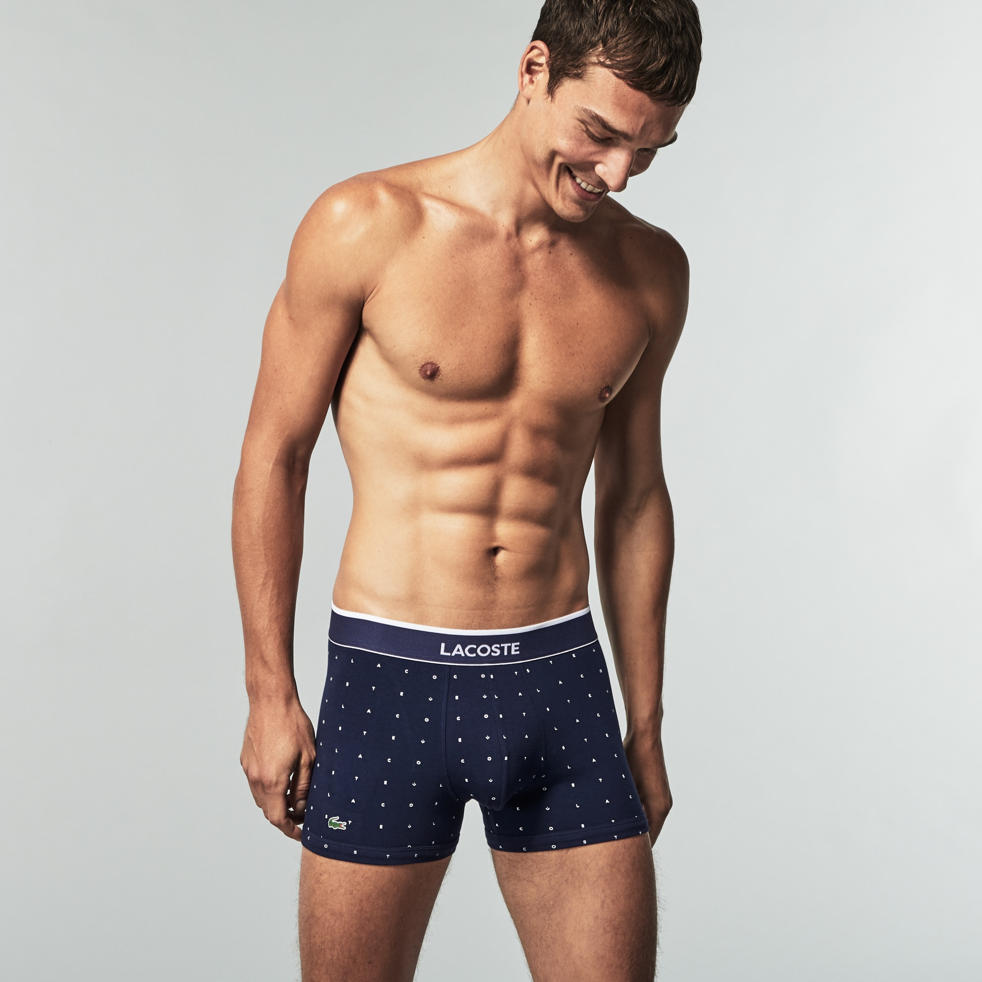 3-er Pack Colours Eng Anliegende Boxershorts
