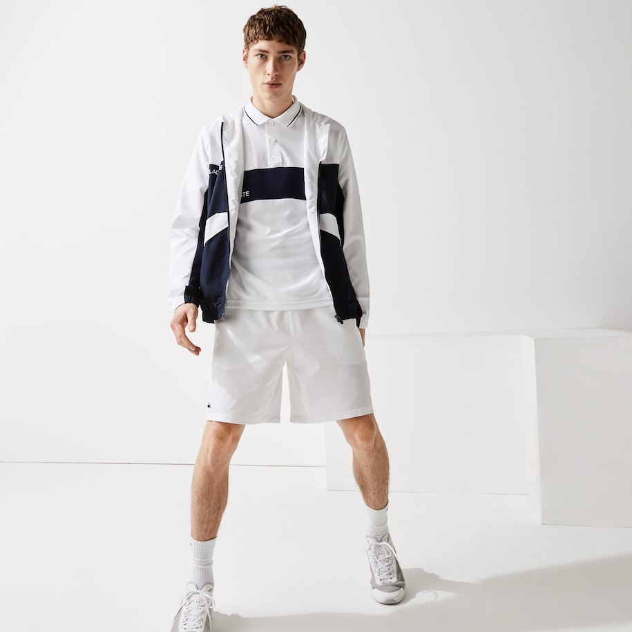 Herren-Shorts mit Stretch LACOSTE SPORT TENNIS