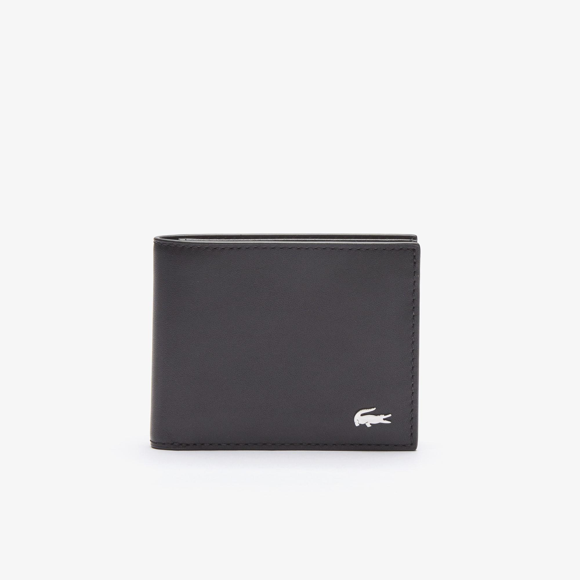 FG-Lederbrieftasche mit Ausweisfach